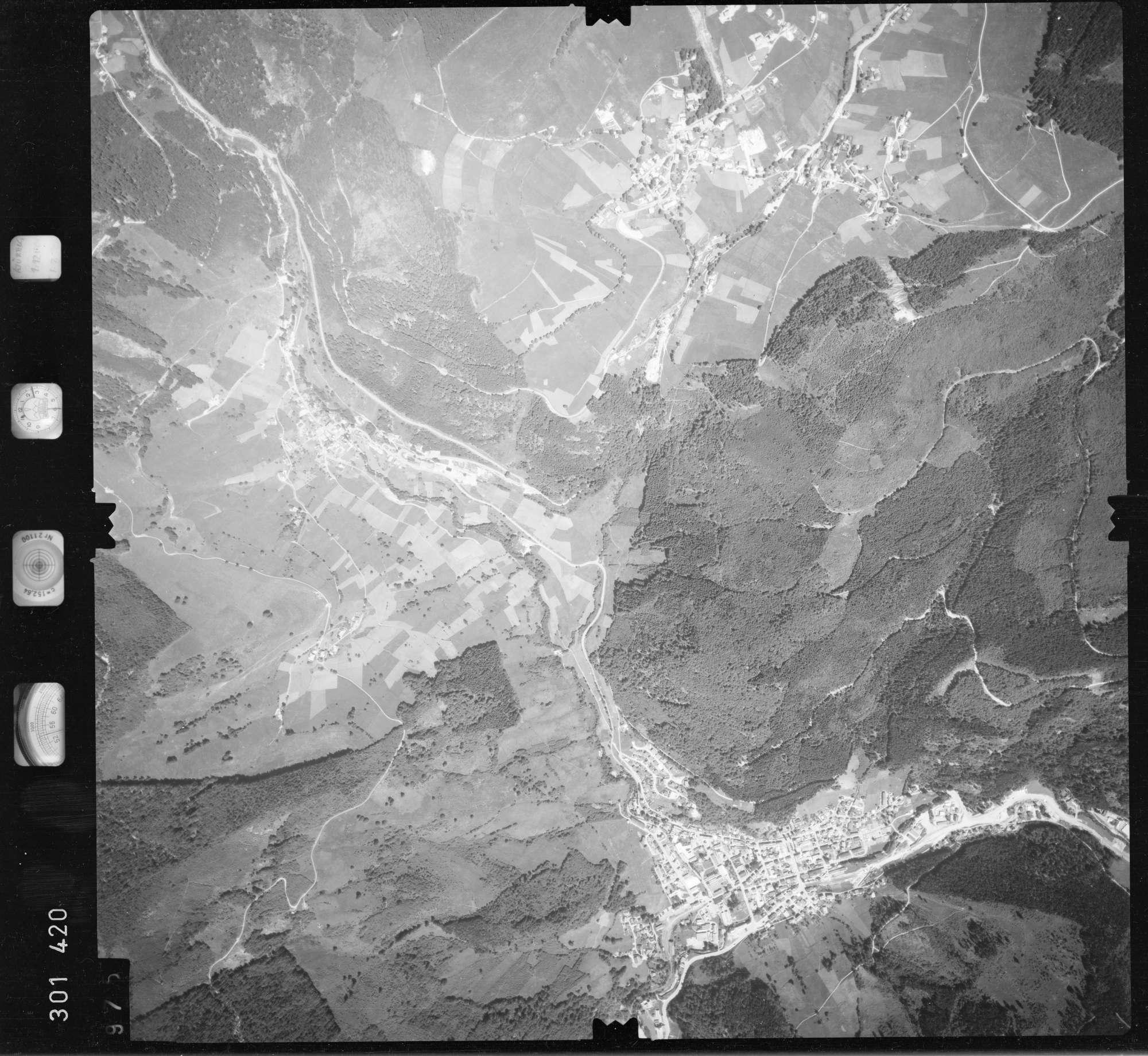 Luftbild: Film 55 Bildnr. 975, Bild 1