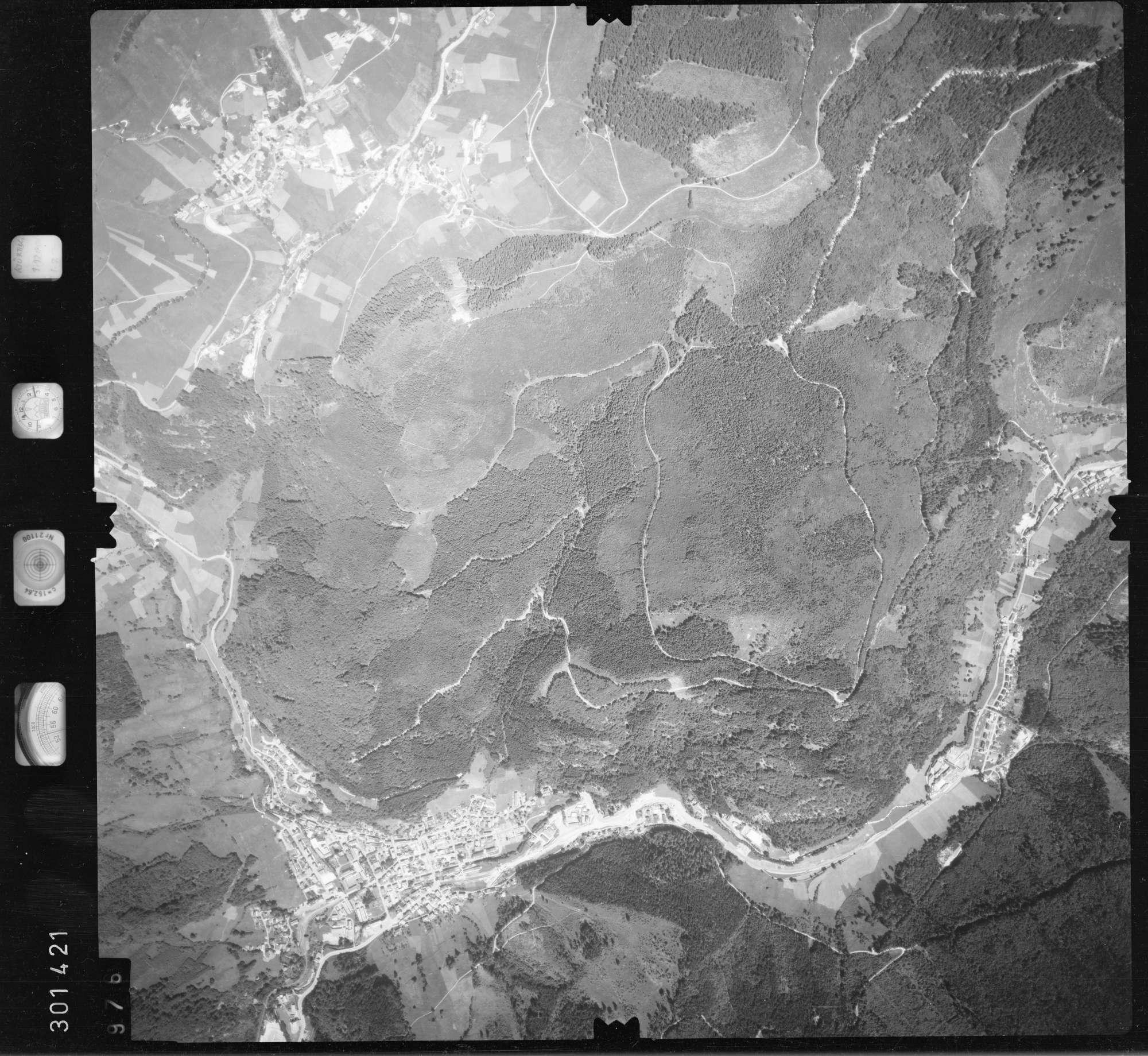 Luftbild: Film 55 Bildnr. 976, Bild 1