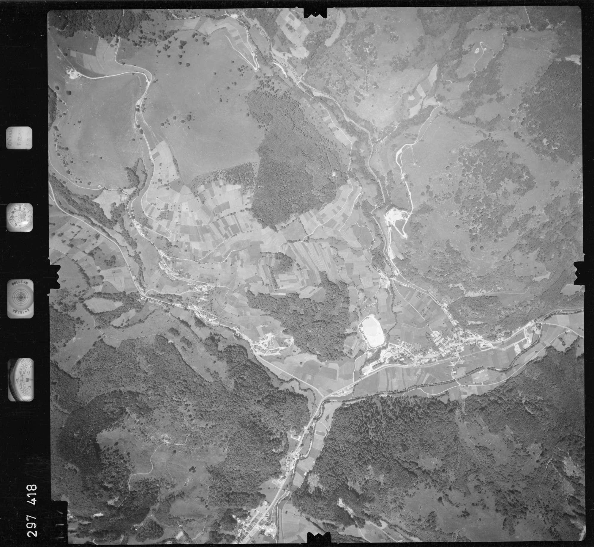 Luftbild: Film 68 Bildnr. 117, Bild 1