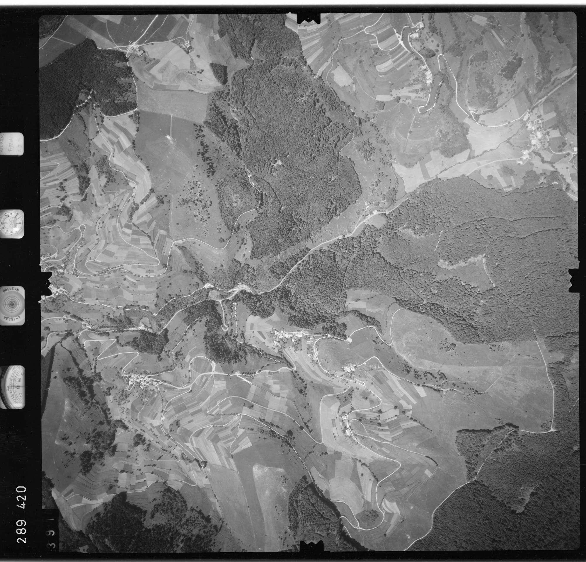 Luftbild: Film 72 Bildnr. 391, Bild 1
