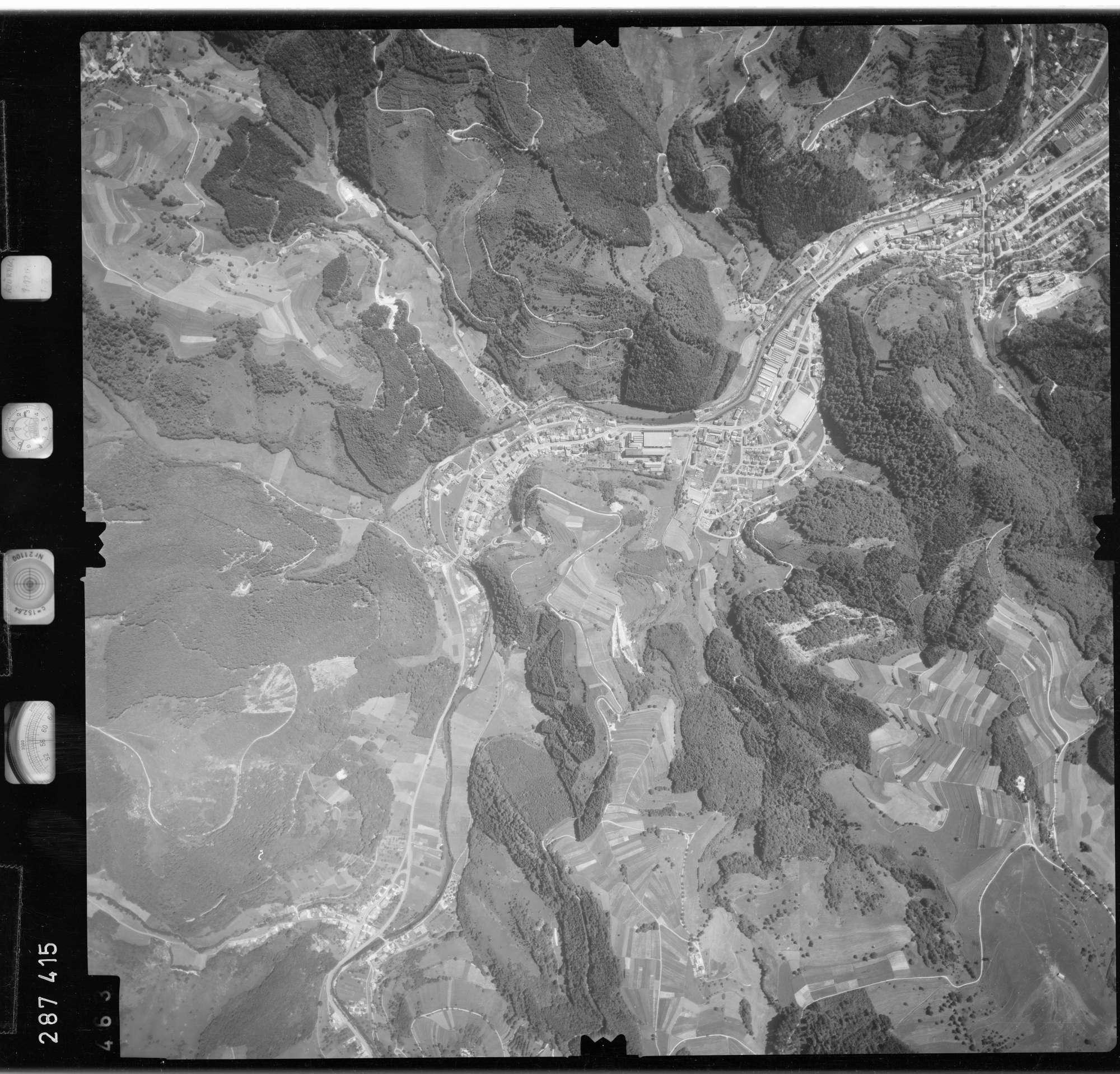 Luftbild: Film 72 Bildnr. 463, Bild 1