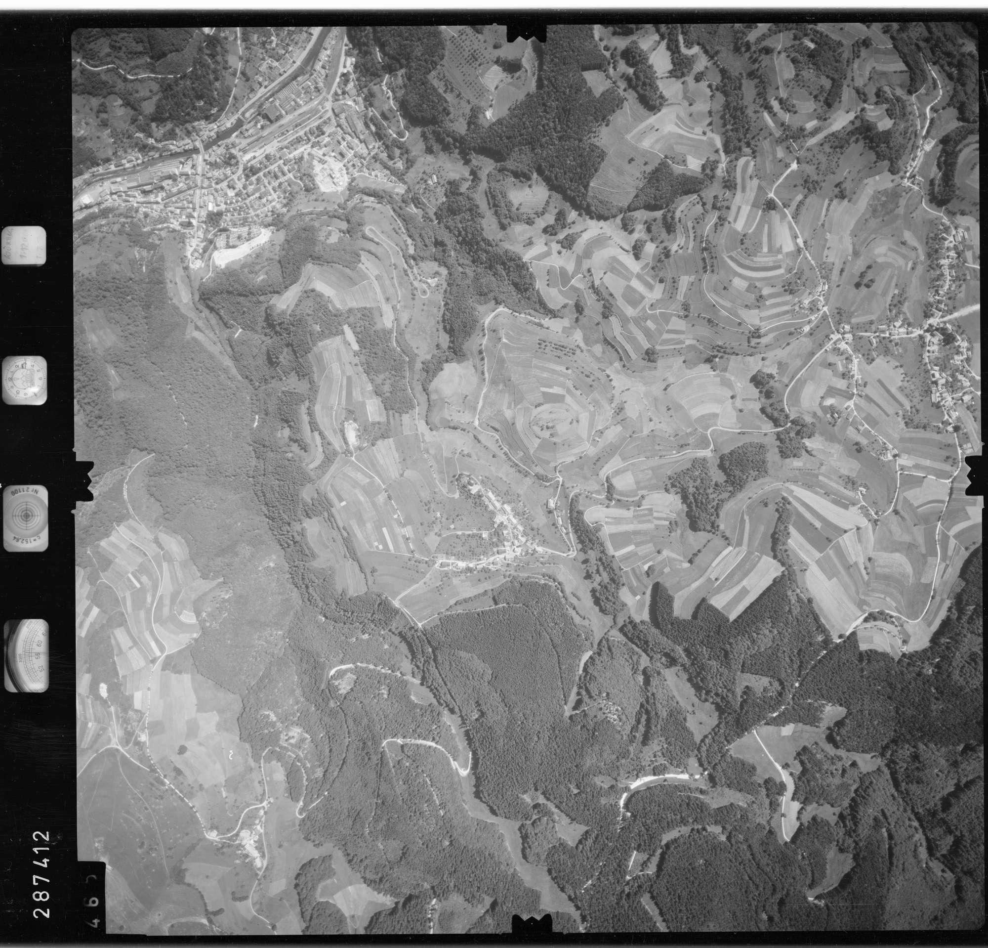 Luftbild: Film 72 Bildnr. 465, Bild 1