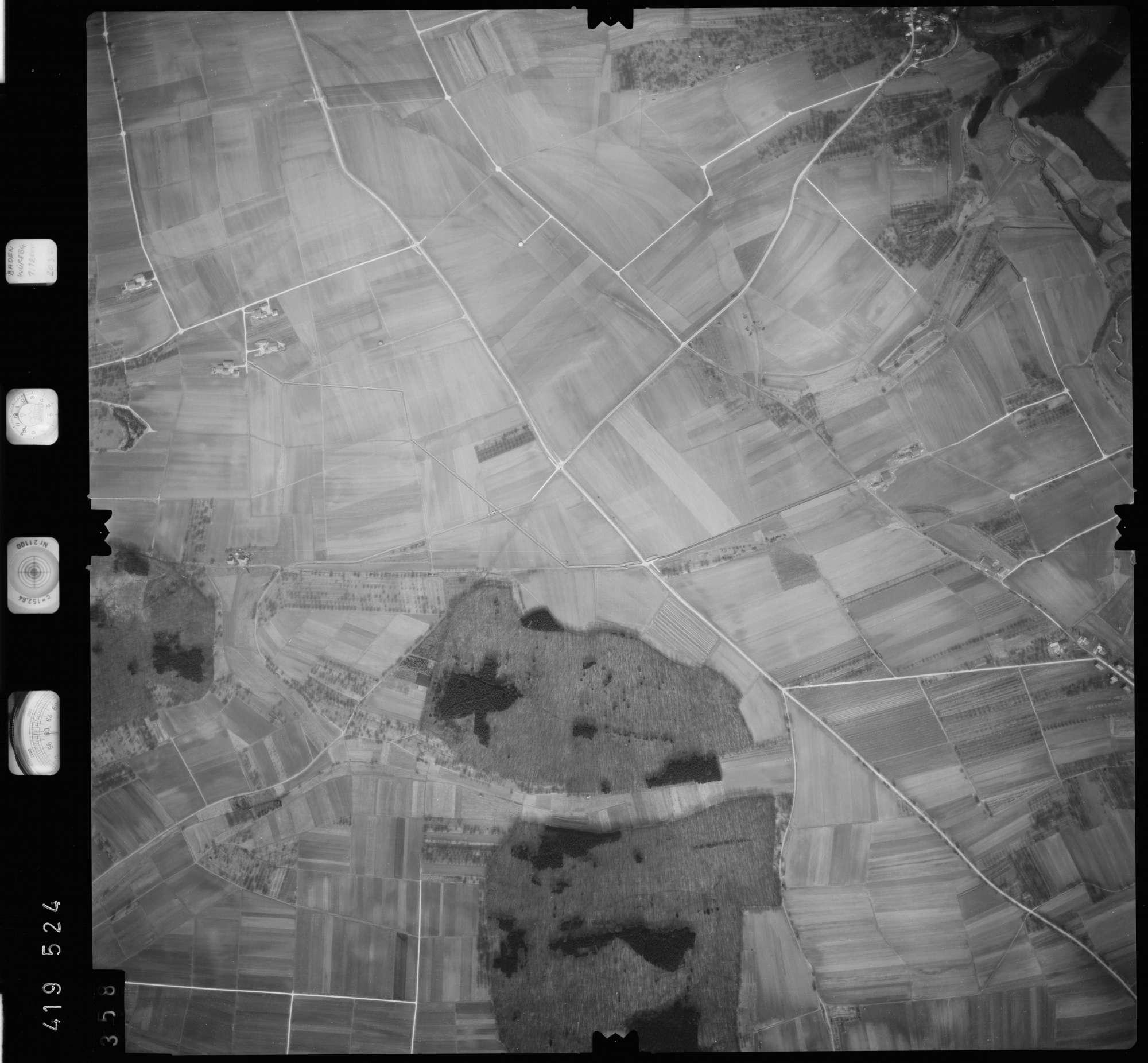 Luftbild: Film 2 Bildnr. 358, Bild 1