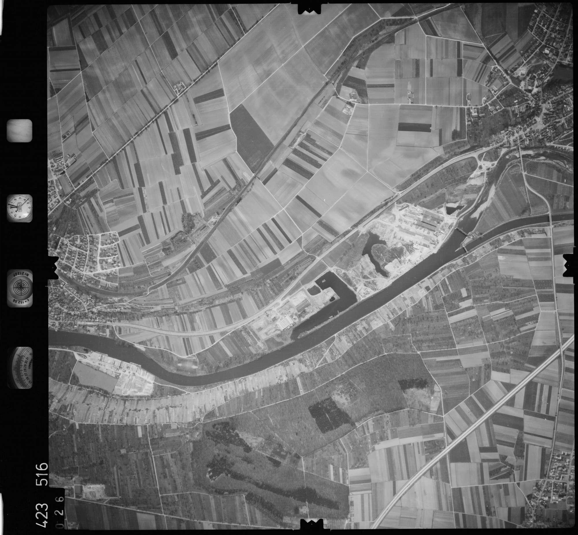 Luftbild: Film 1 Bildnr. 26, Bild 1