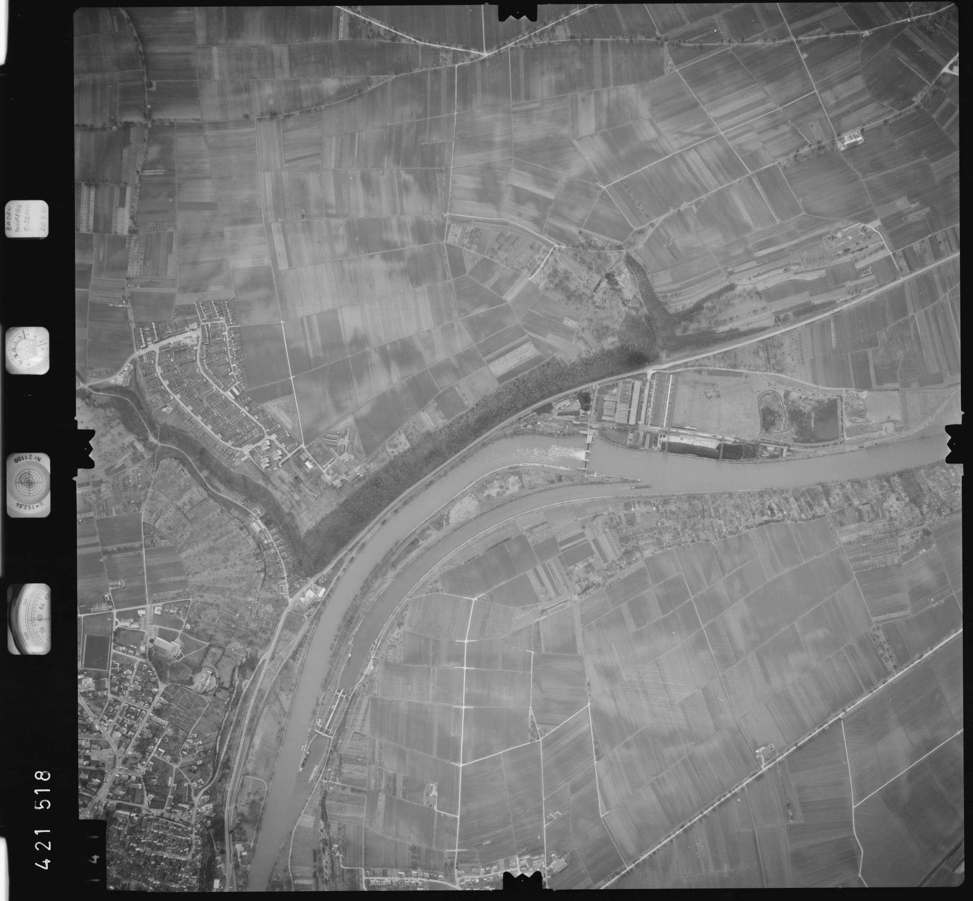 Luftbild: Film 1 Bildnr. 141, Bild 1