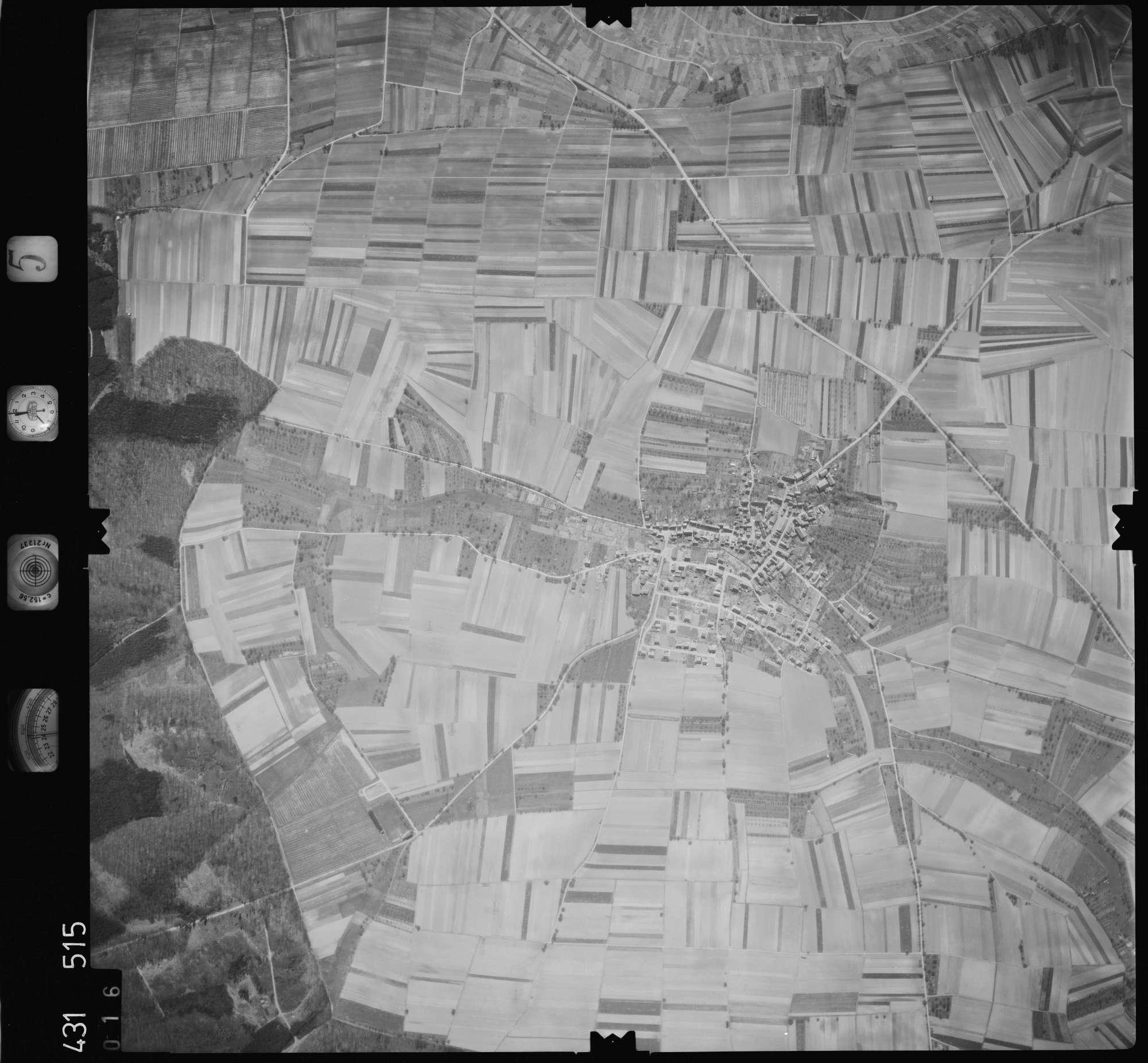 Luftbild: Film 5 Bildnr. 16, Bild 1