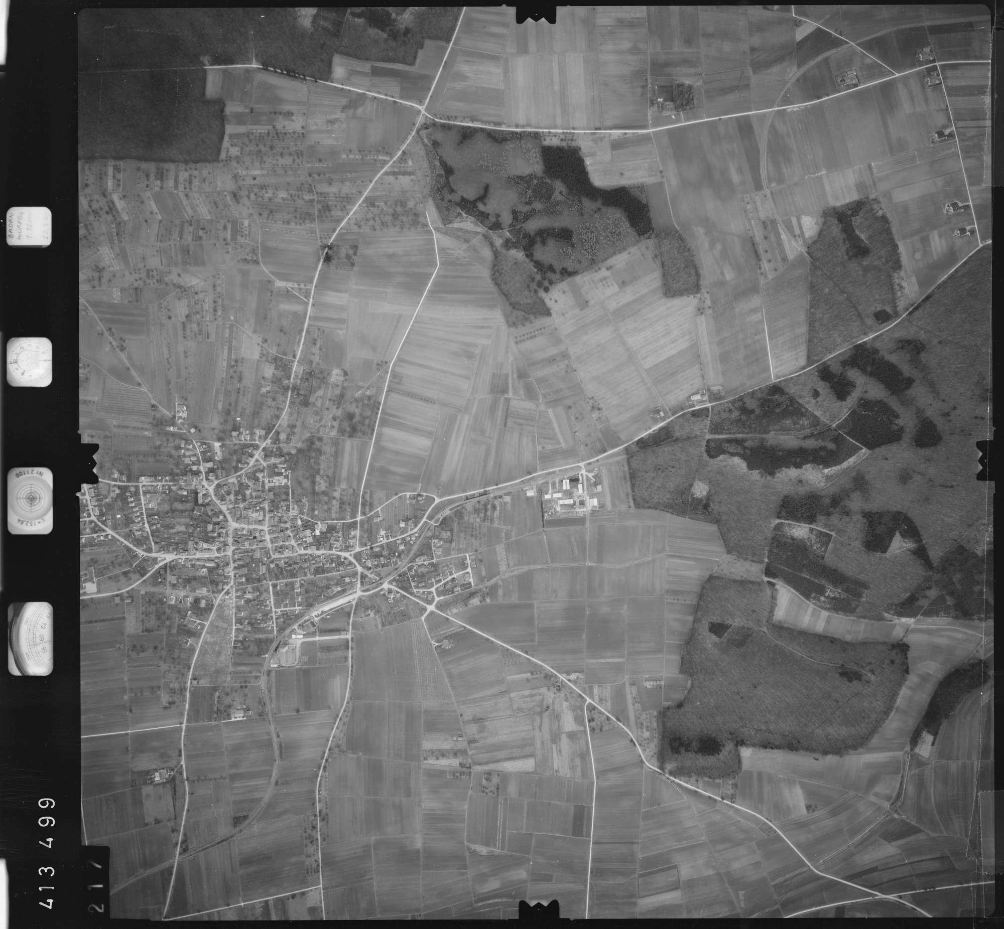 Luftbild: Film 5 Bildnr. 217, Bild 1