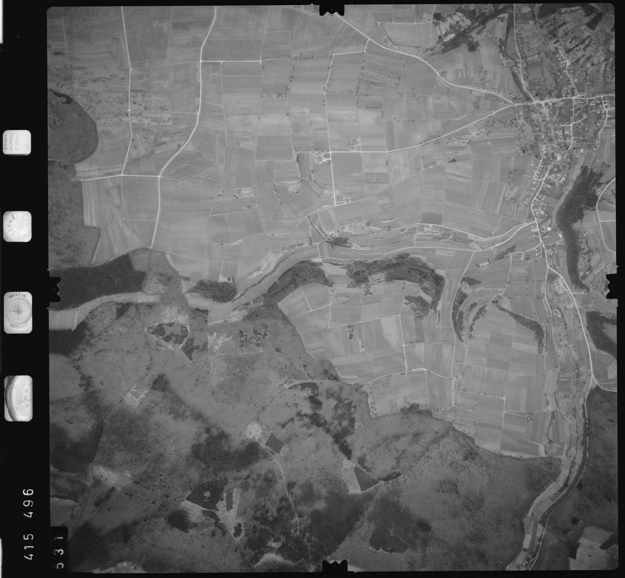Luftbild: Film 2 Bildnr. 531, Bild 1