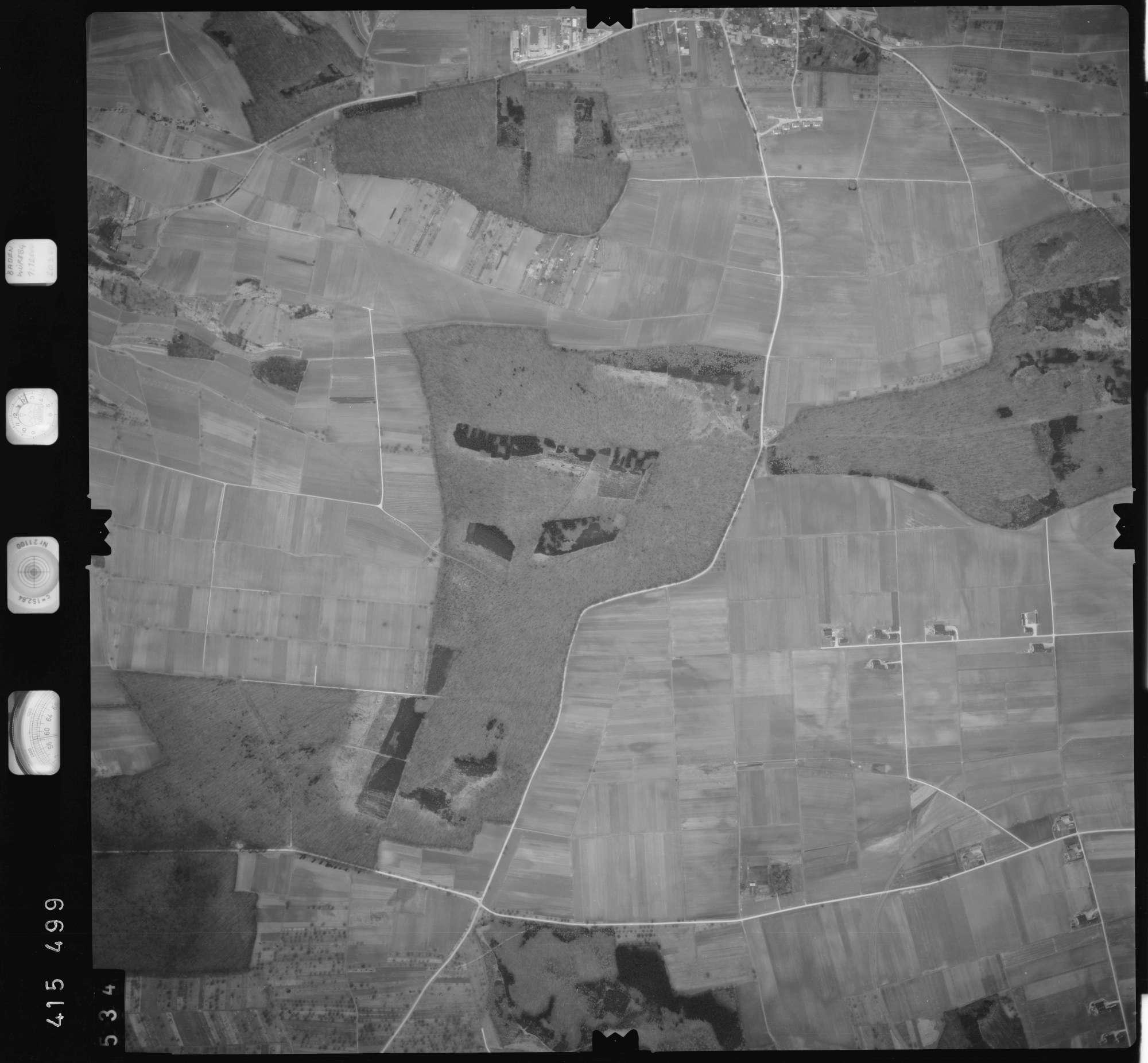 Luftbild: Film 2 Bildnr. 534, Bild 1