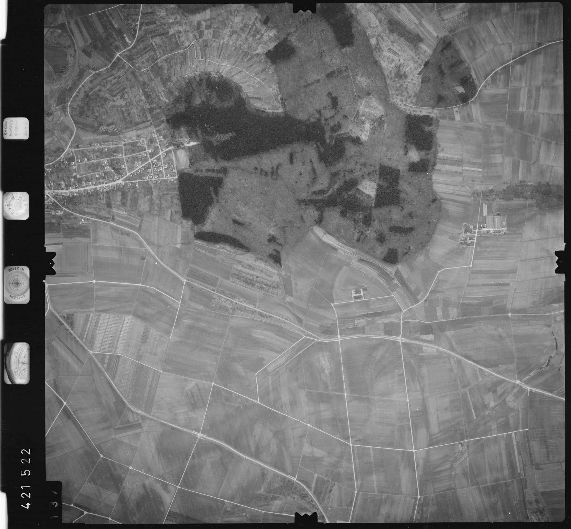 Luftbild: Film 1 Bildnr. 137, Bild 1