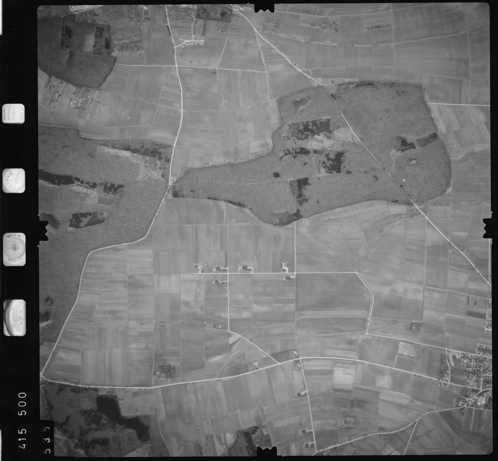 Luftbild: Film 2 Bildnr. 535, Bild 1