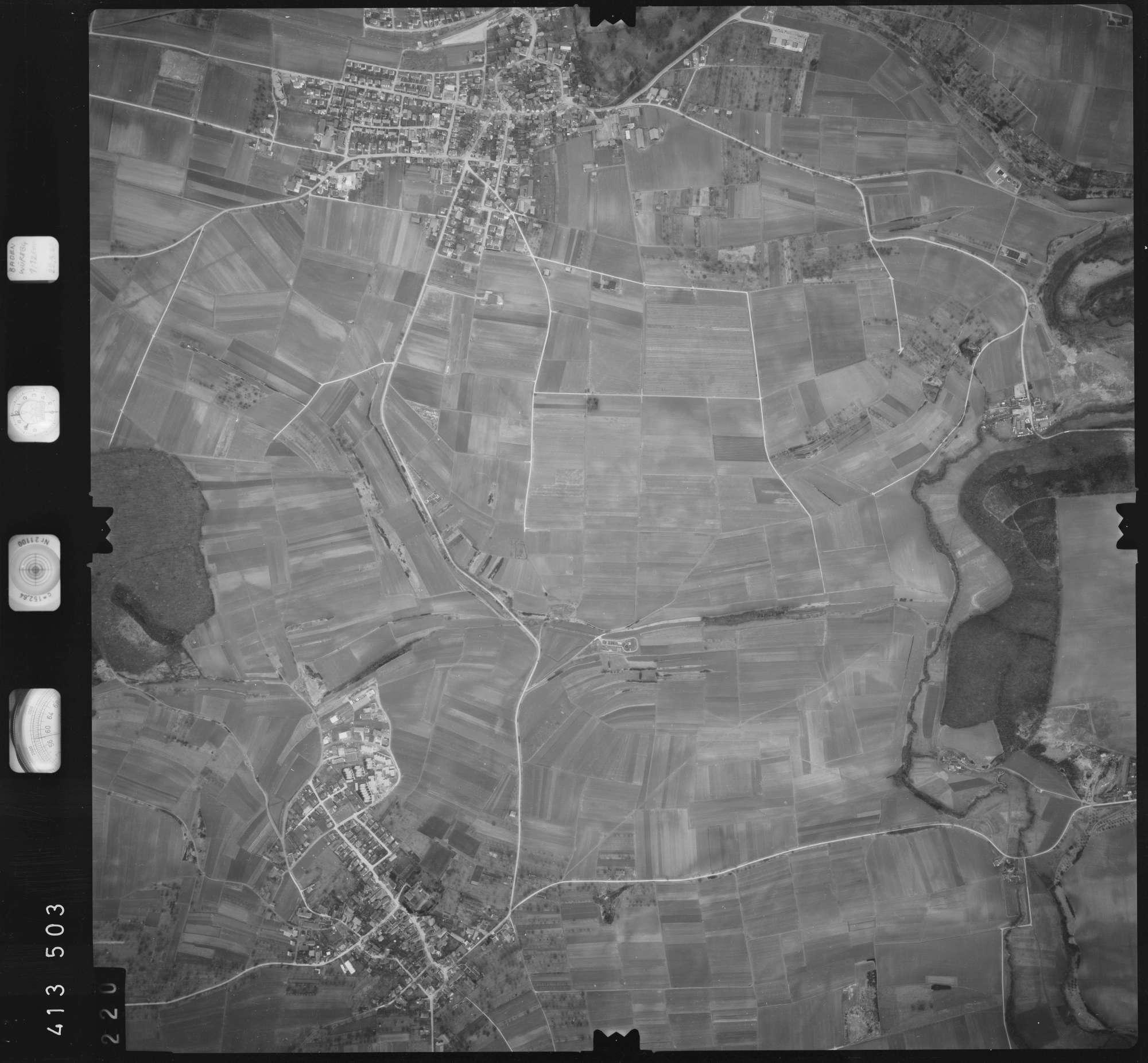 Luftbild: Film 5 Bildnr. 220, Bild 1