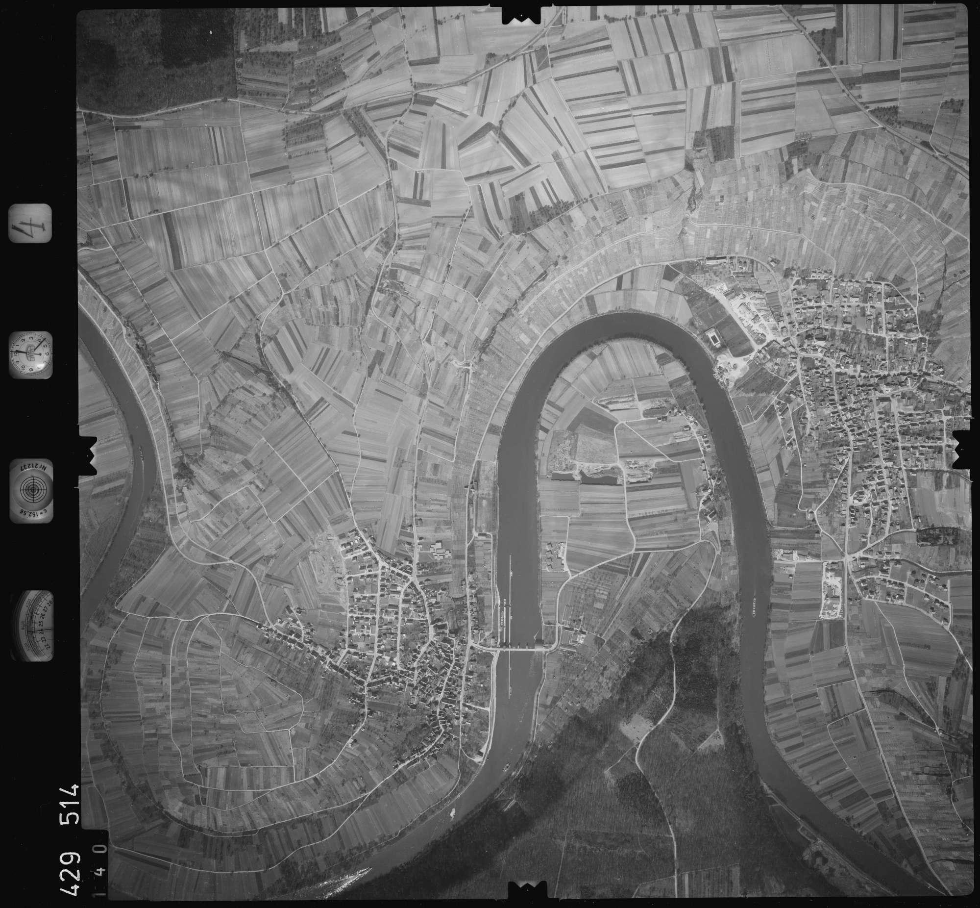Luftbild: Film 4 Bildnr. 140, Bild 1