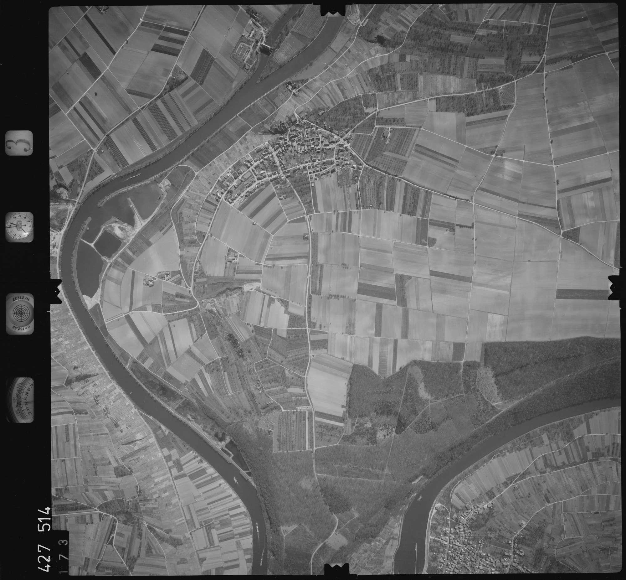Luftbild: Film 3 Bildnr. 173, Bild 1