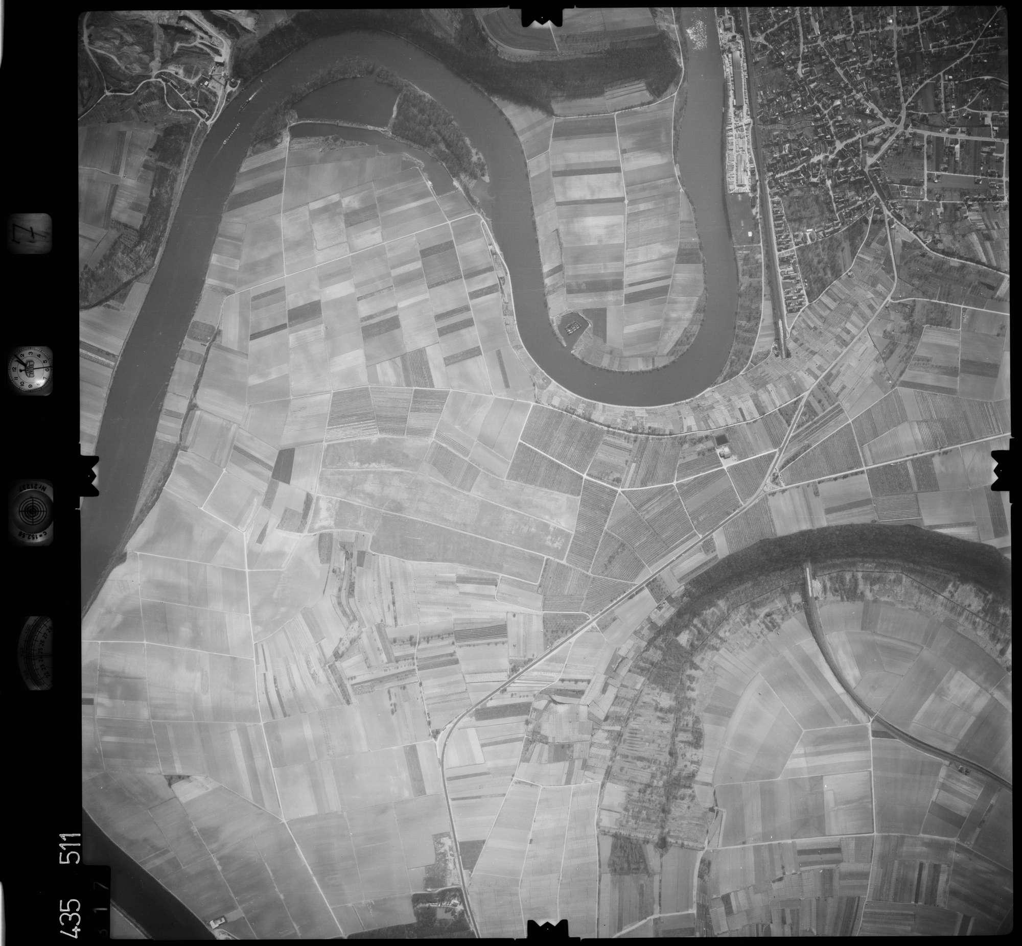 Luftbild: Film 7 Bildnr. 317, Bild 1