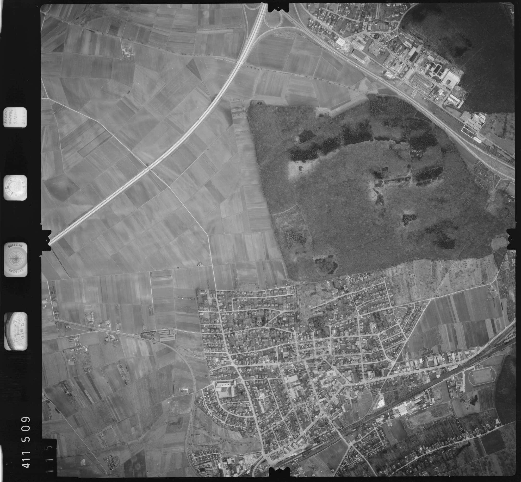 Luftbild: Film 5 Bildnr. 115, Bild 1