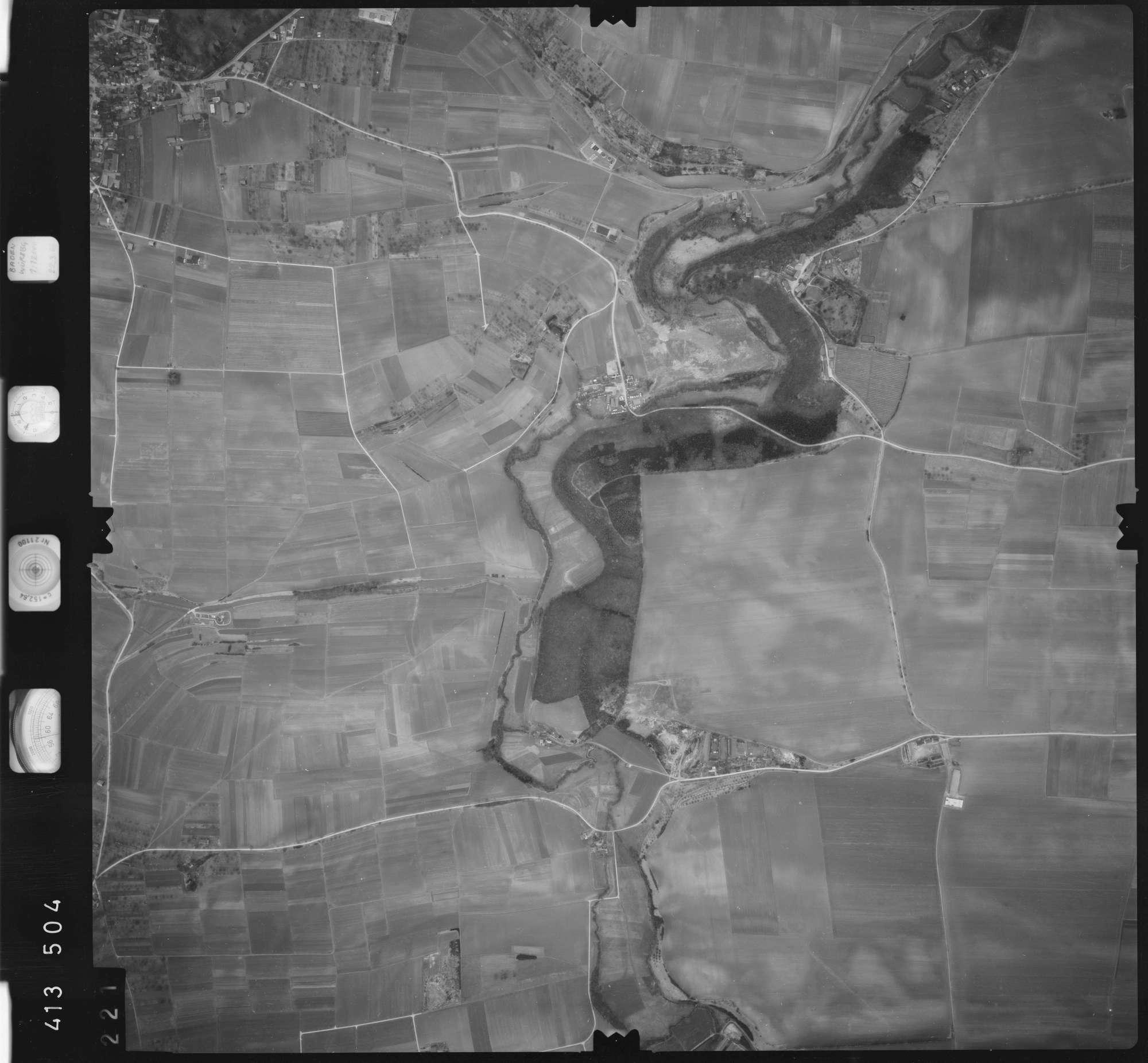 Luftbild: Film 5 Bildnr. 221, Bild 1