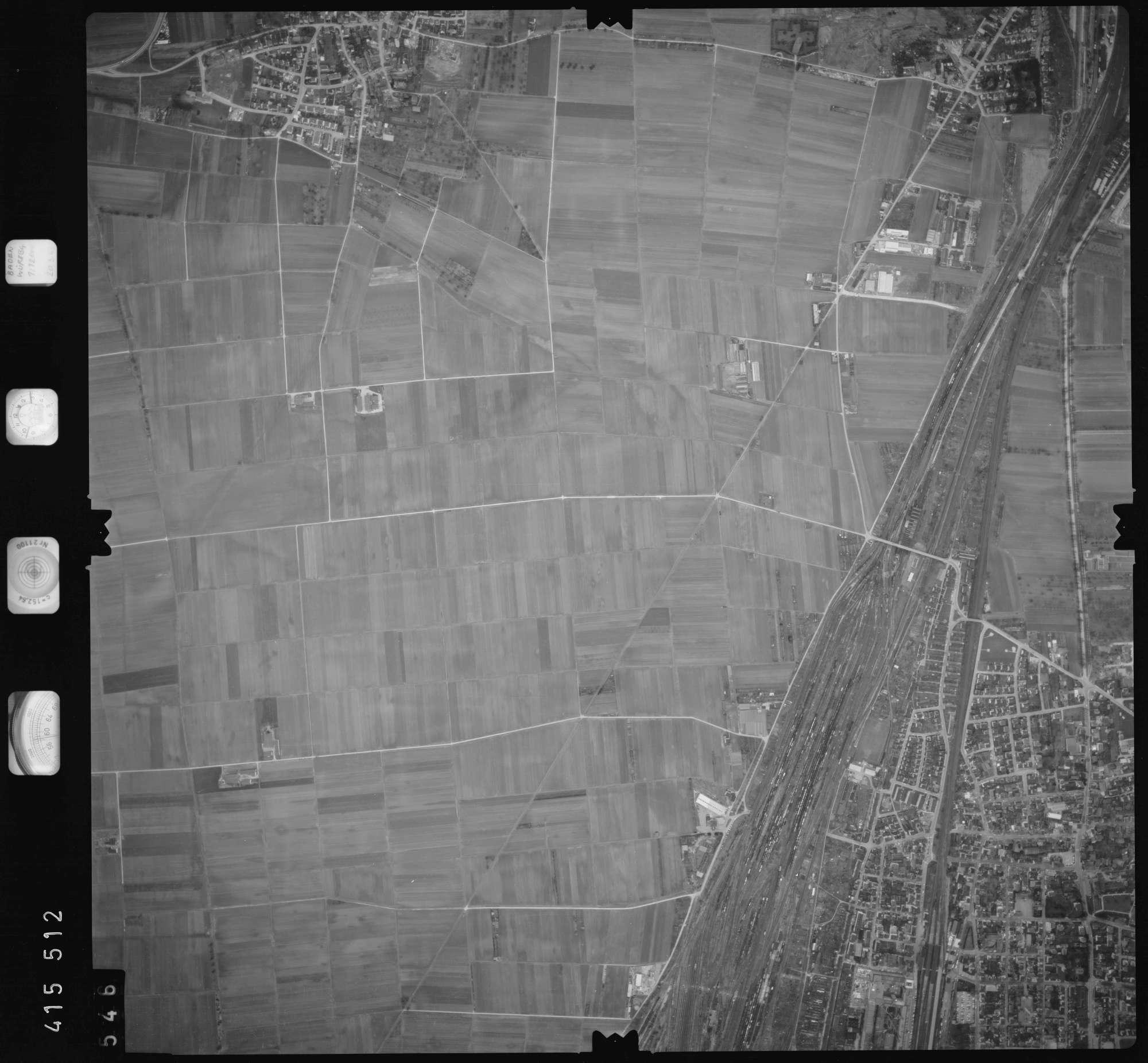 Luftbild: Film 2 Bildnr. 546, Bild 1