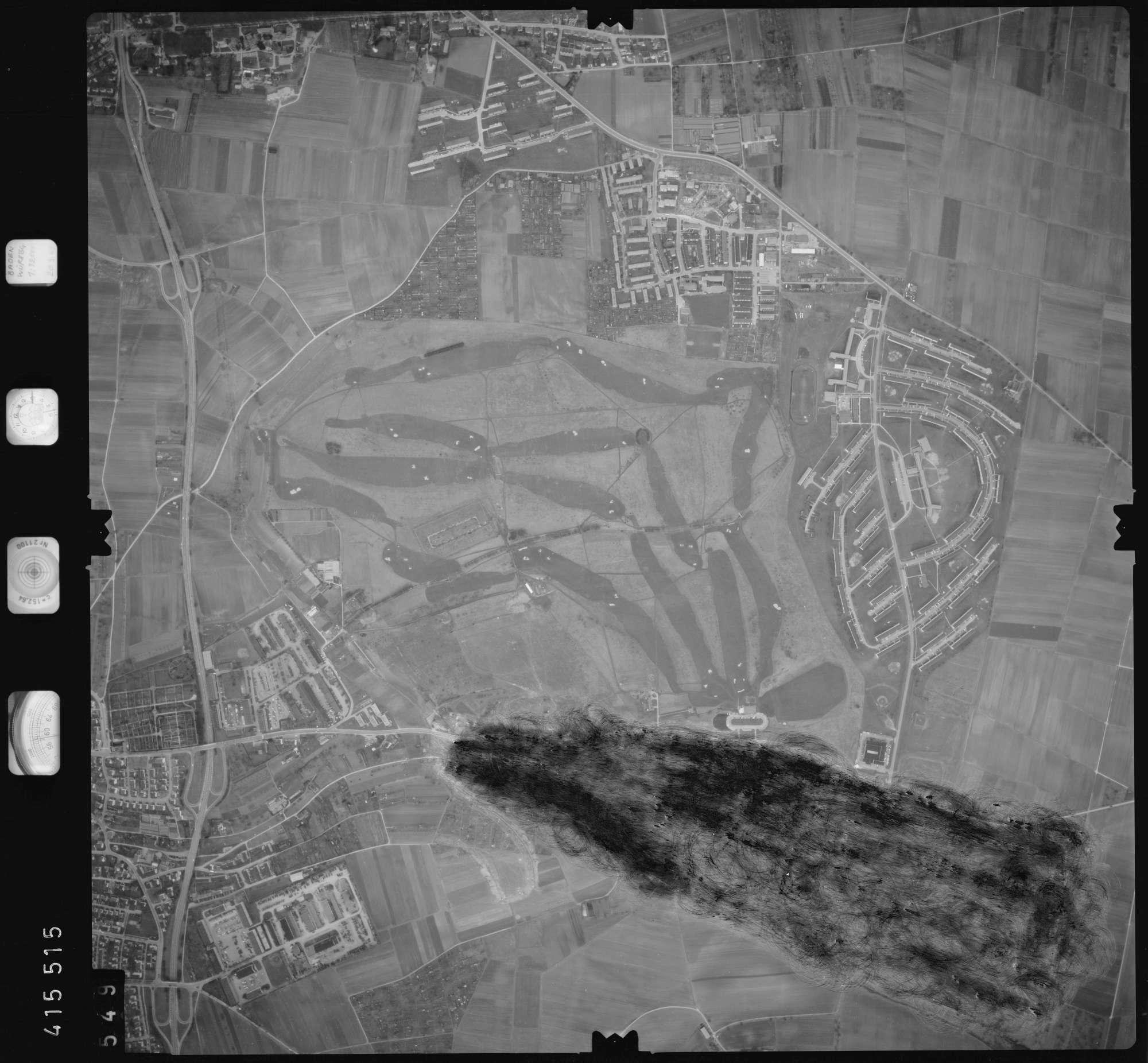 Luftbild: Film 2 Bildnr. 549, Bild 1