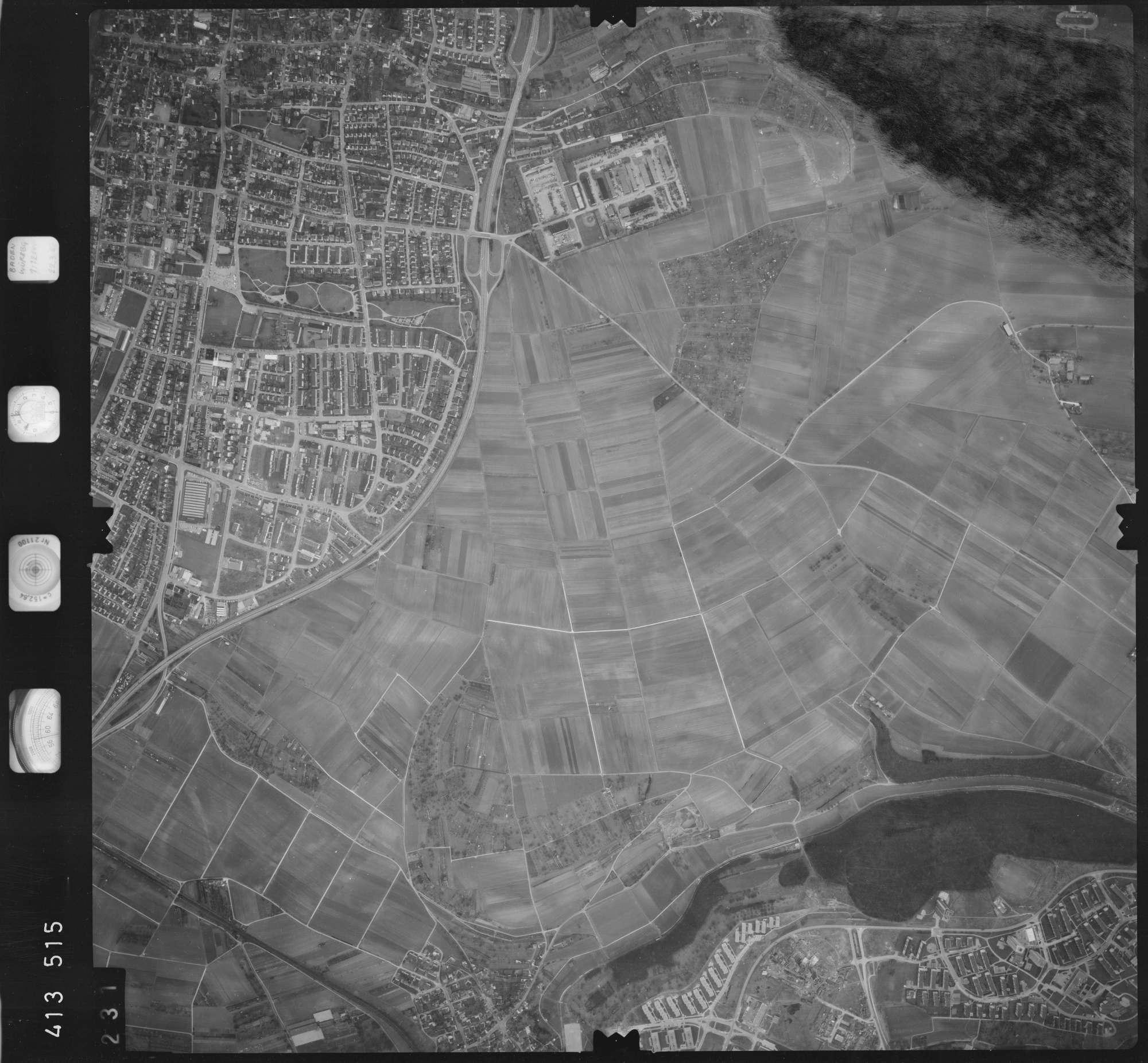 Luftbild: Film 5 Bildnr. 231, Bild 1