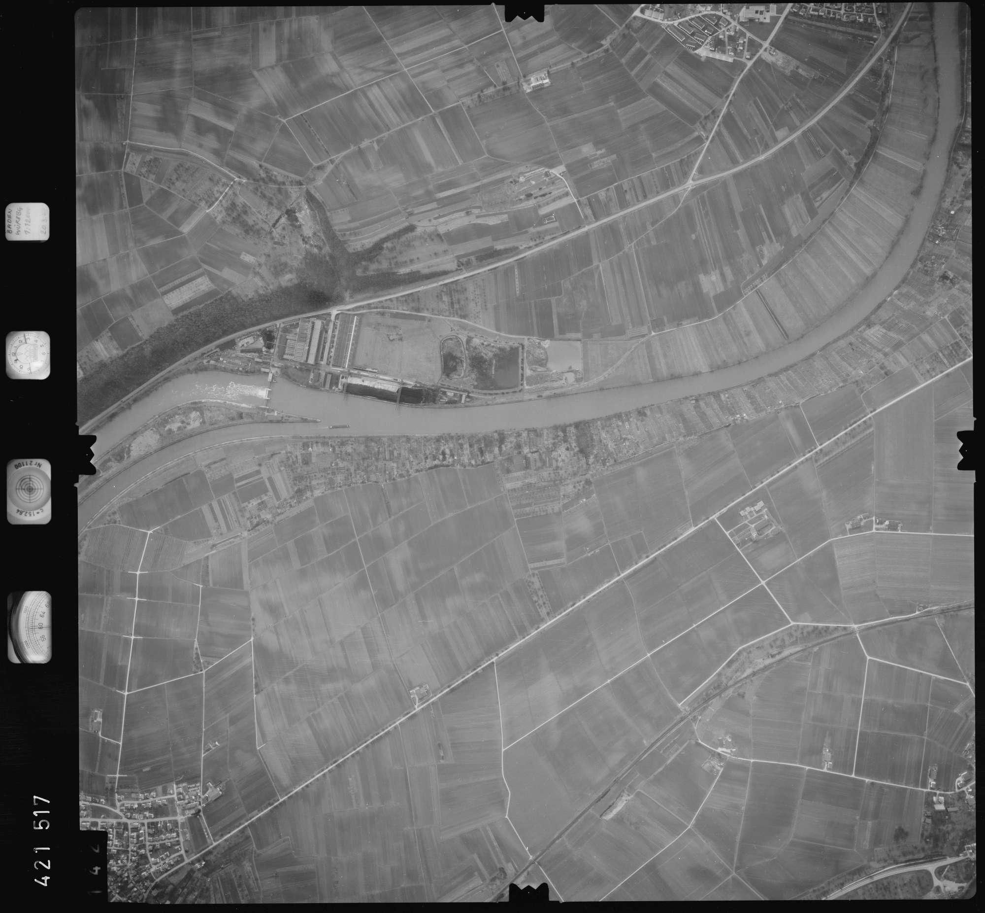Luftbild: Film 1 Bildnr. 142, Bild 1
