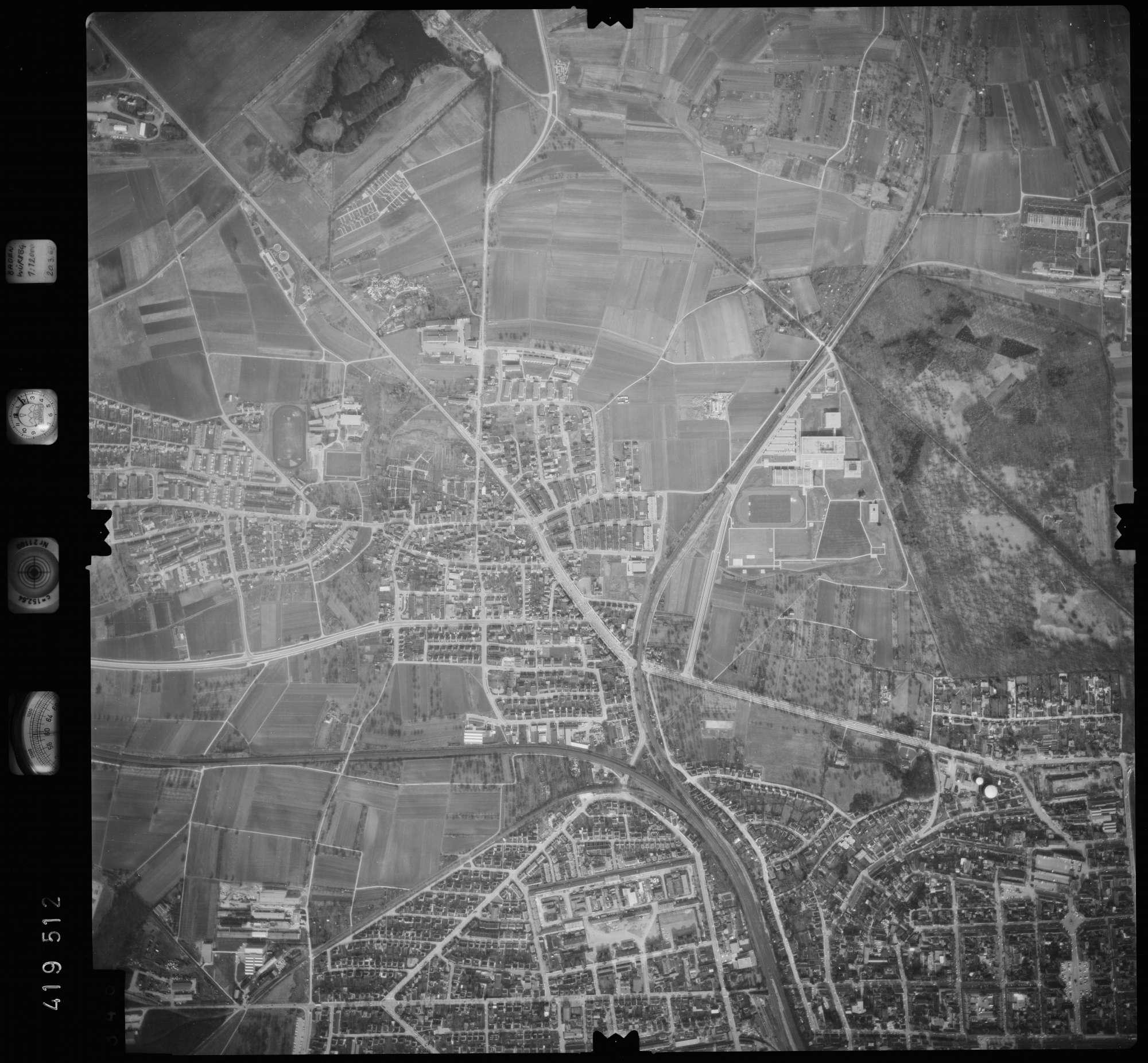 Luftbild: Film 2 Bildnr. 346, Bild 1