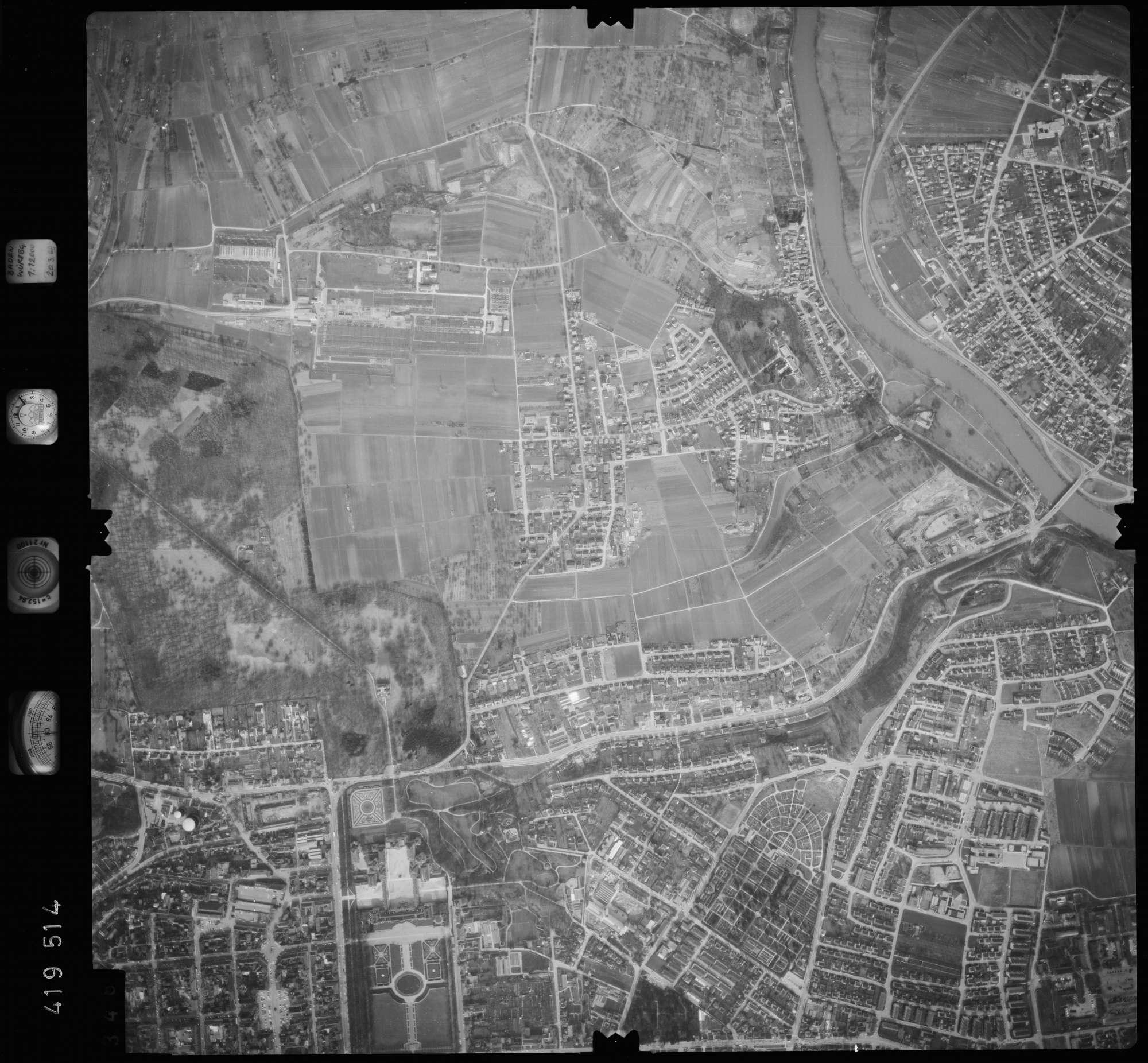 Luftbild: Film 2 Bildnr. 348, Bild 1