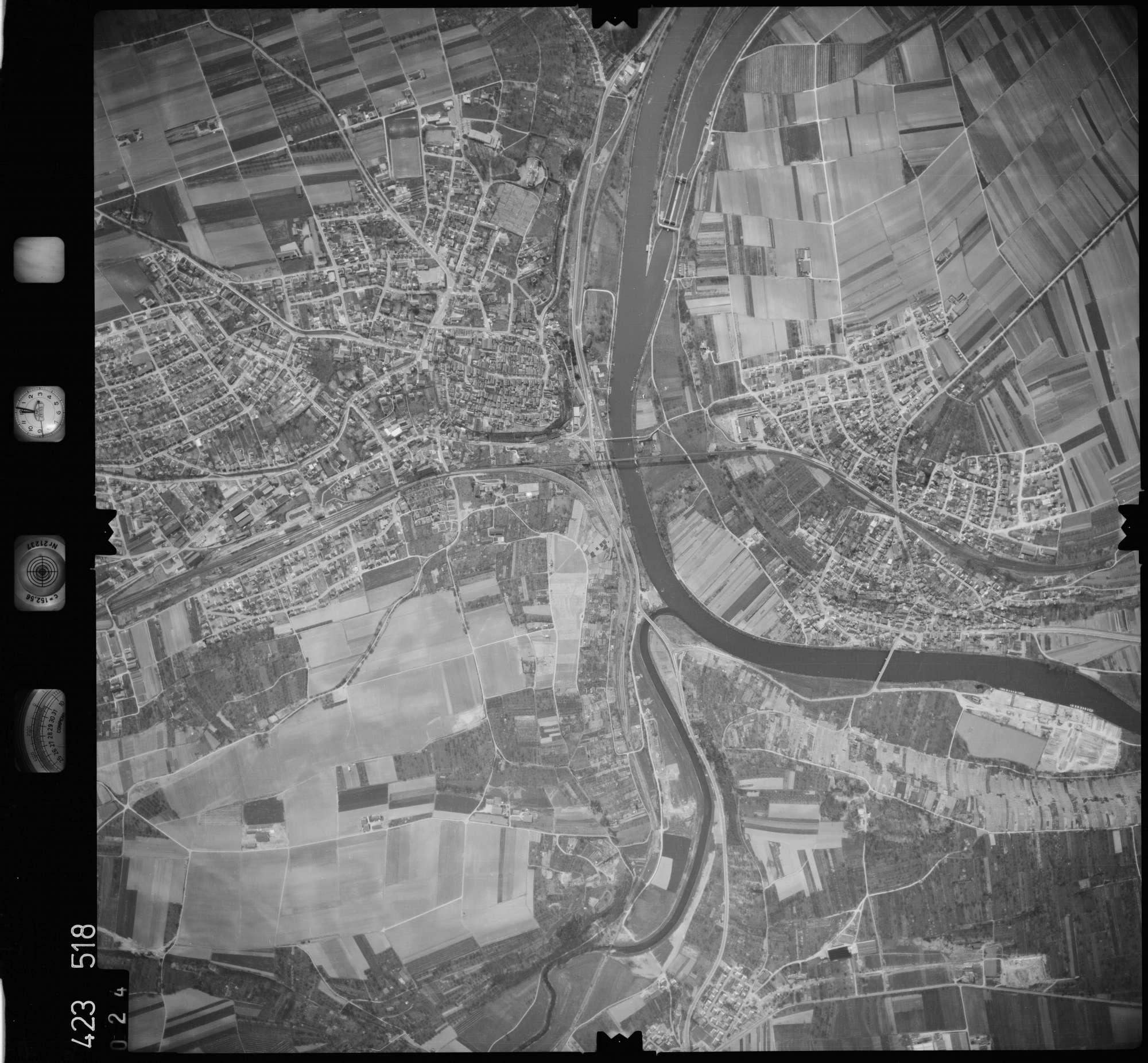 Luftbild: Film 1 Bildnr. 24, Bild 1