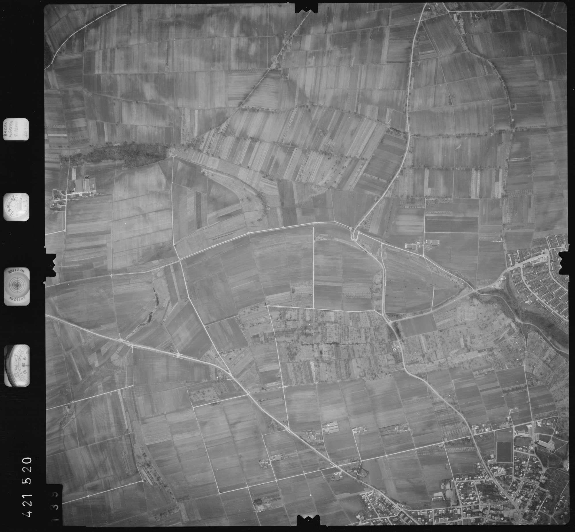 Luftbild: Film 1 Bildnr. 139, Bild 1