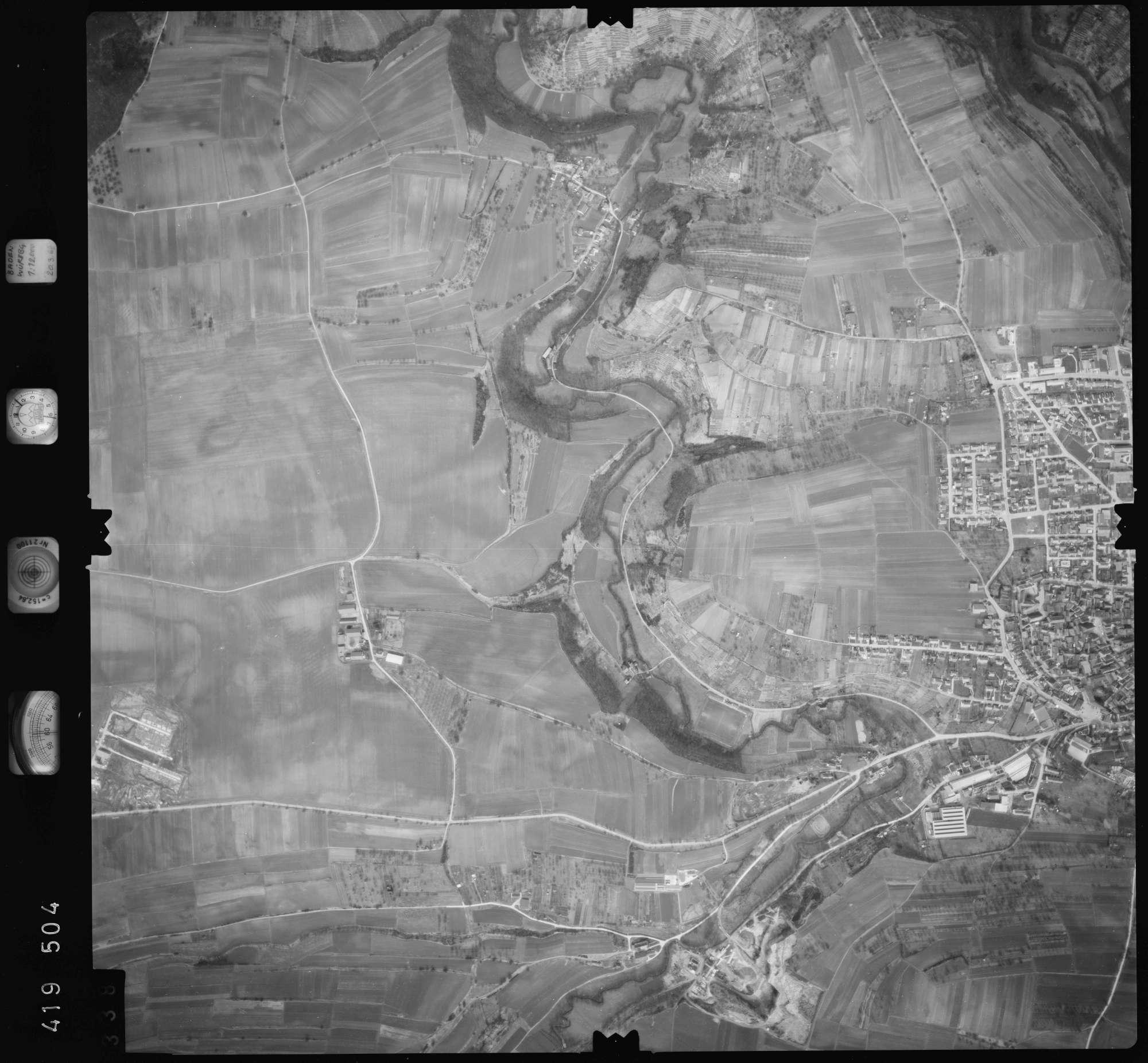 Luftbild: Film 2 Bildnr. 338, Bild 1