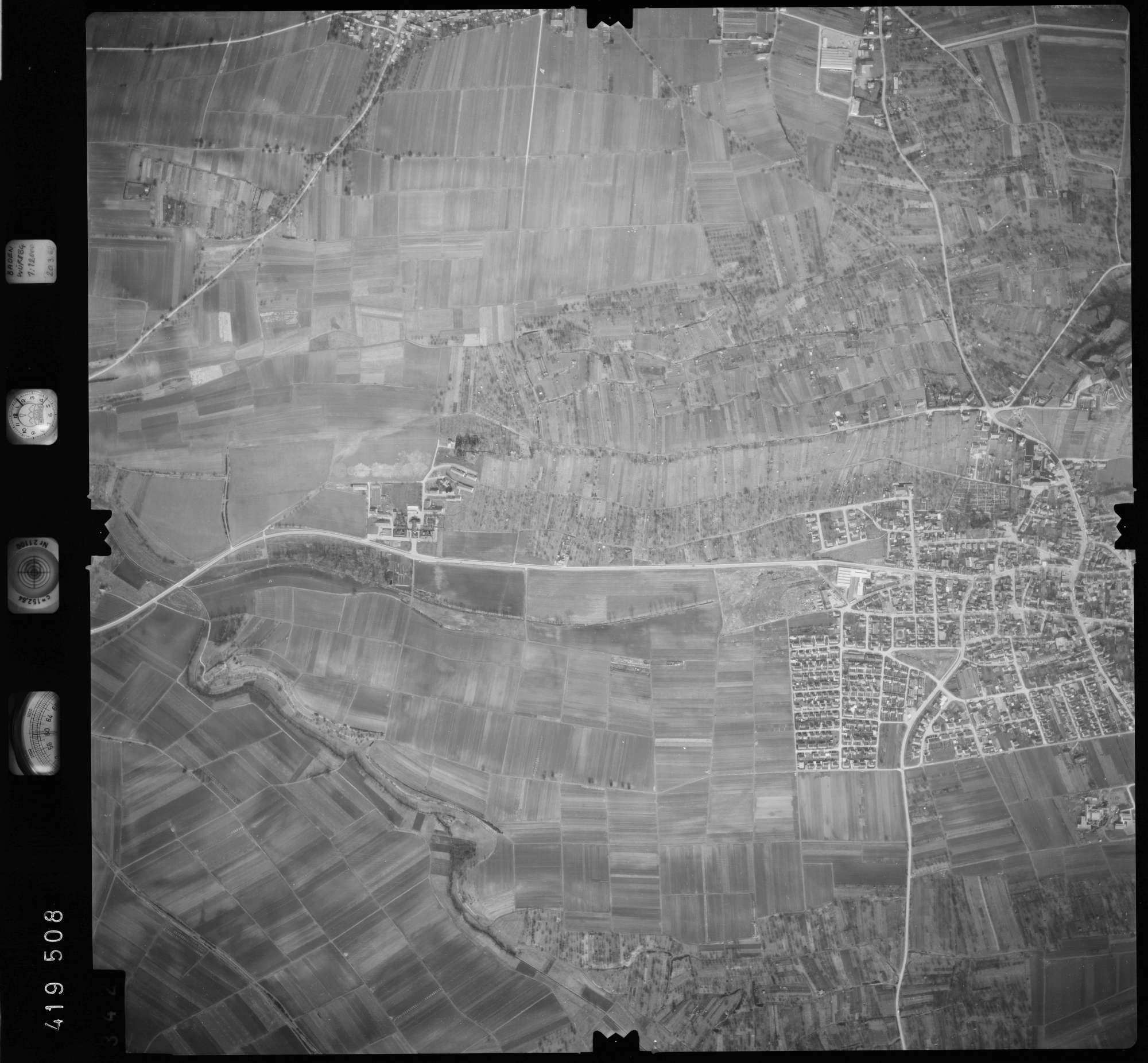 Luftbild: Film 2 Bildnr. 342, Bild 1