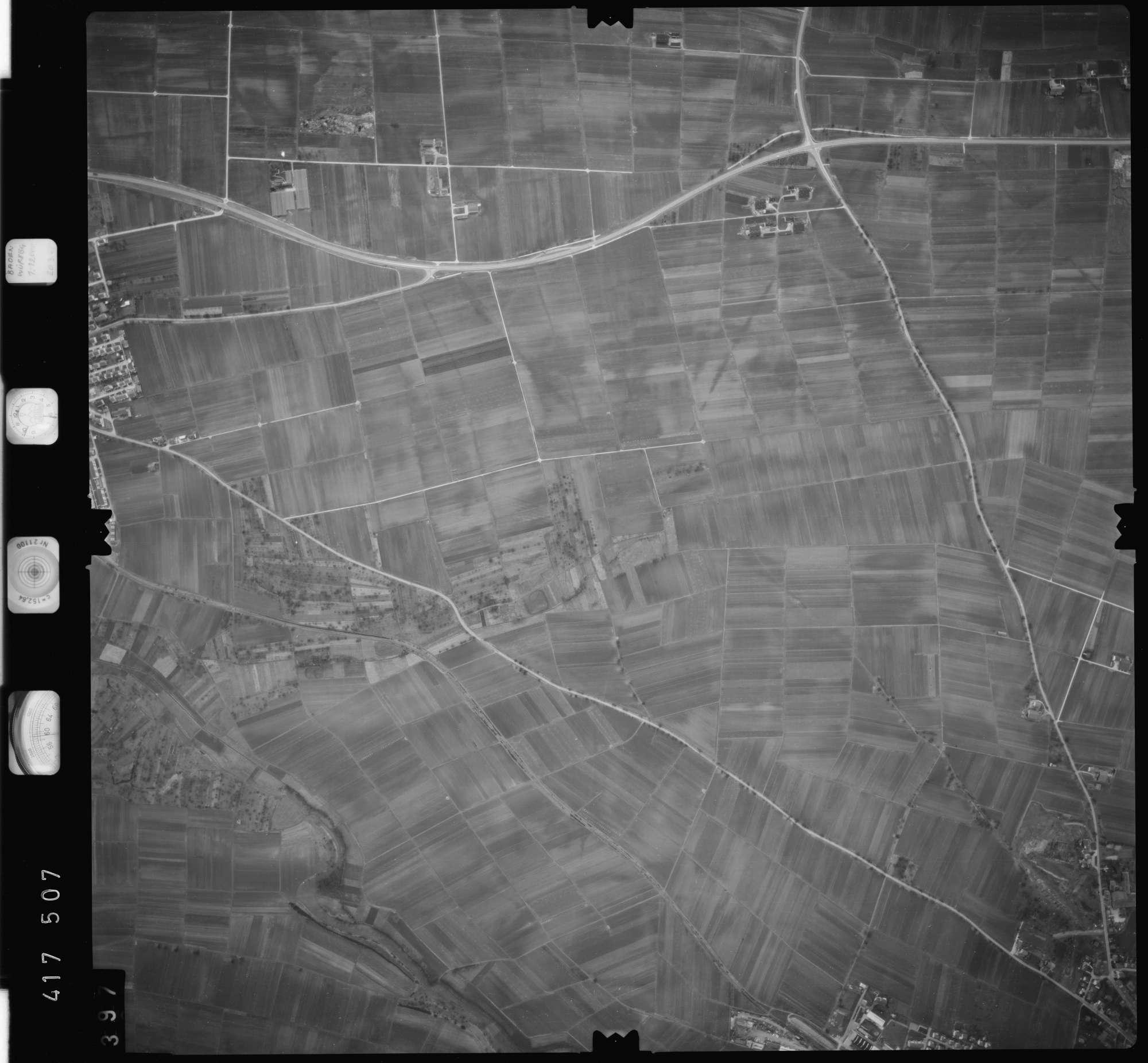 Luftbild: Film 2 Bildnr. 397, Bild 1