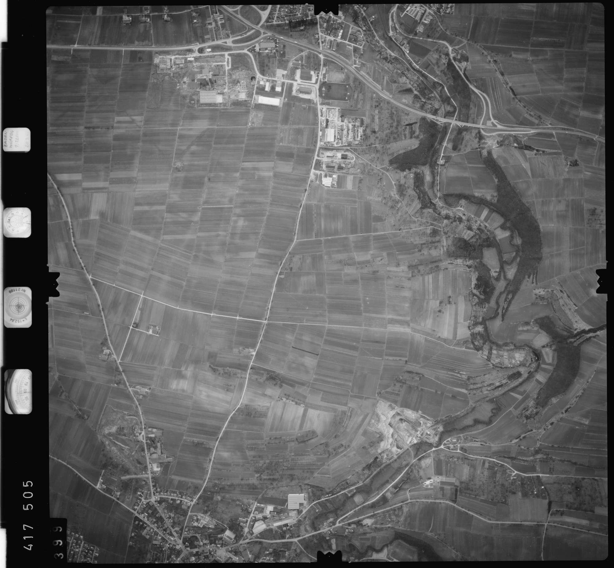Luftbild: Film 2 Bildnr. 399, Bild 1