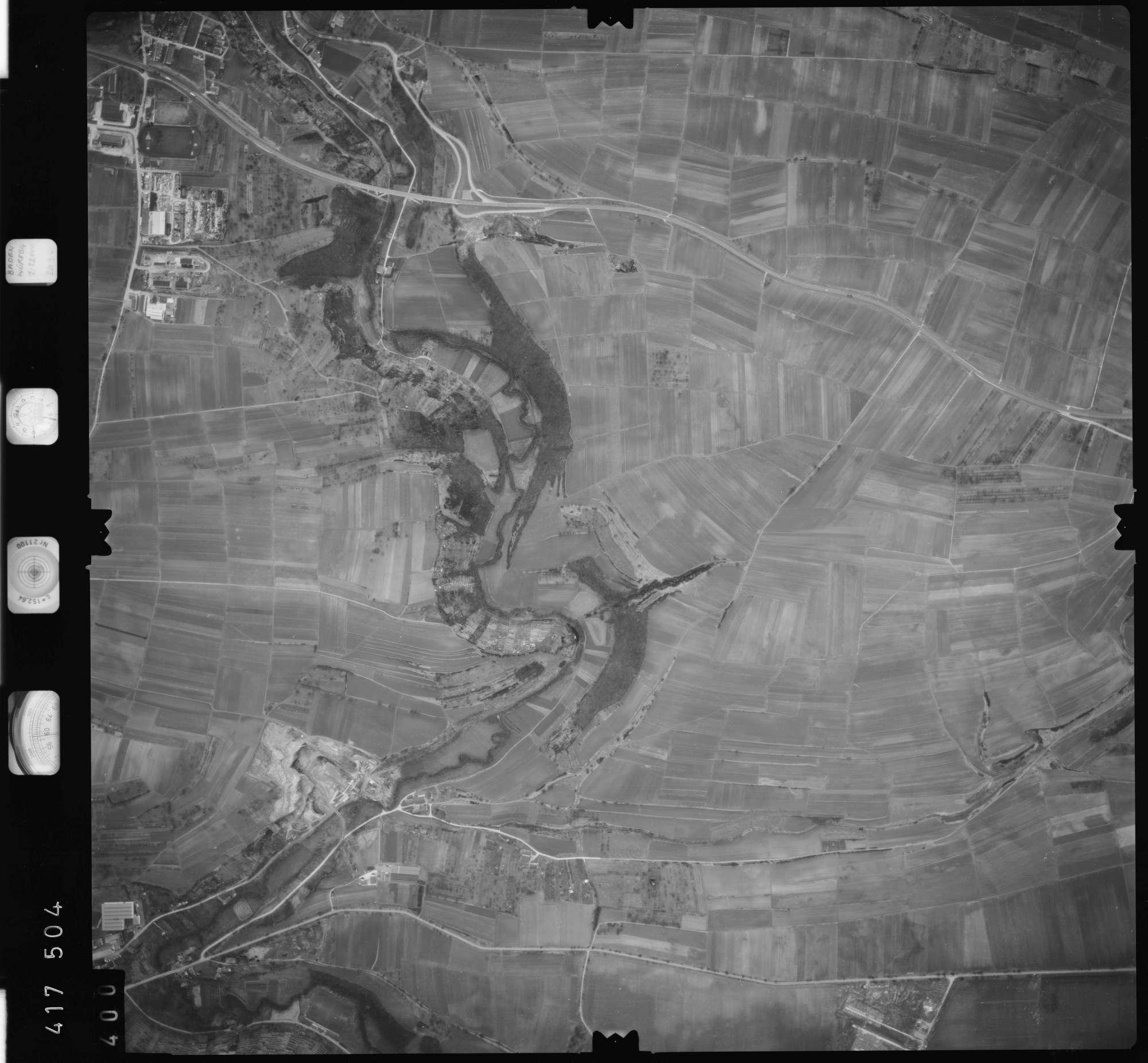 Luftbild: Film 2 Bildnr. 400, Bild 1