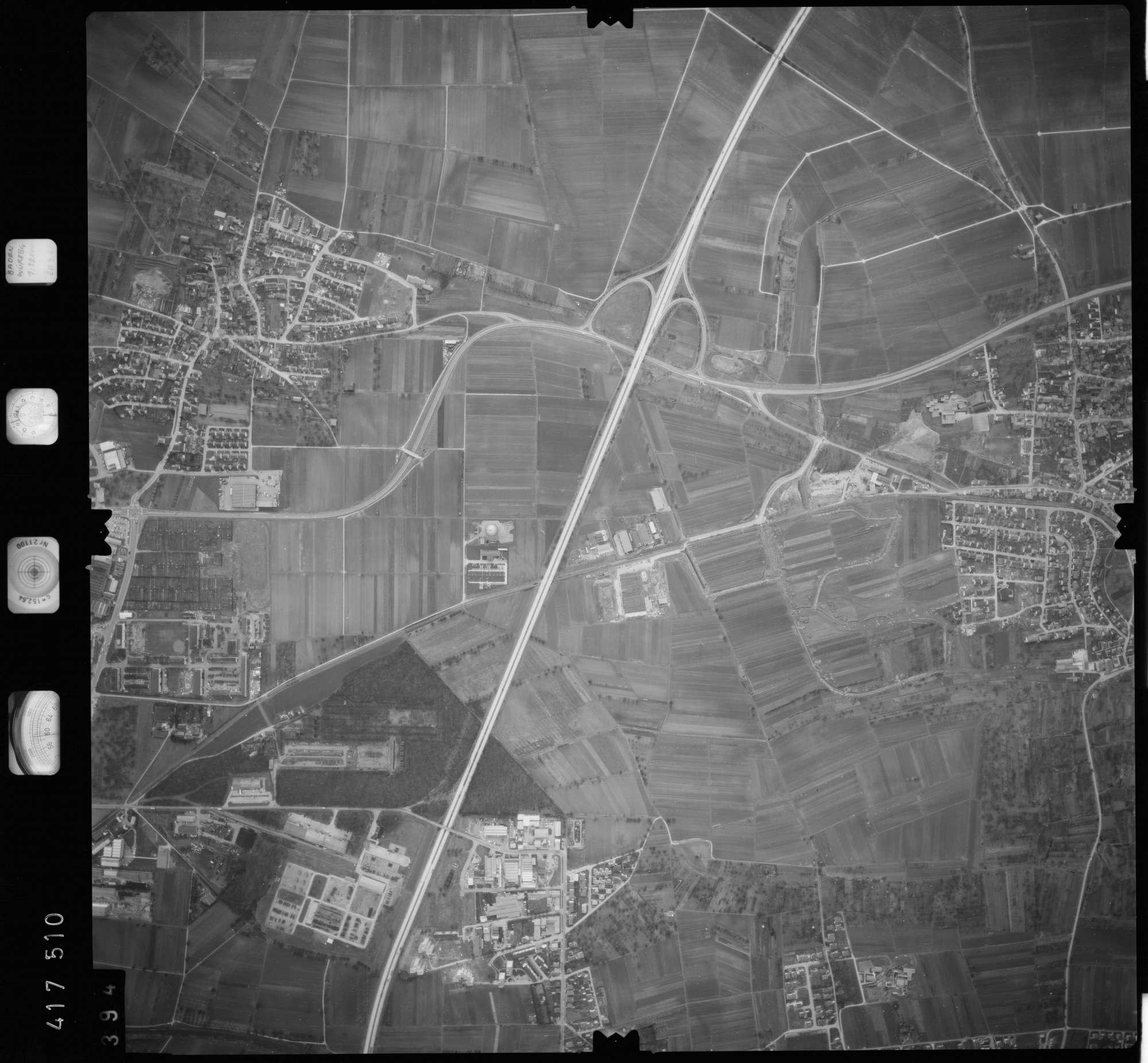 Luftbild: Film 2 Bildnr. 394, Bild 1