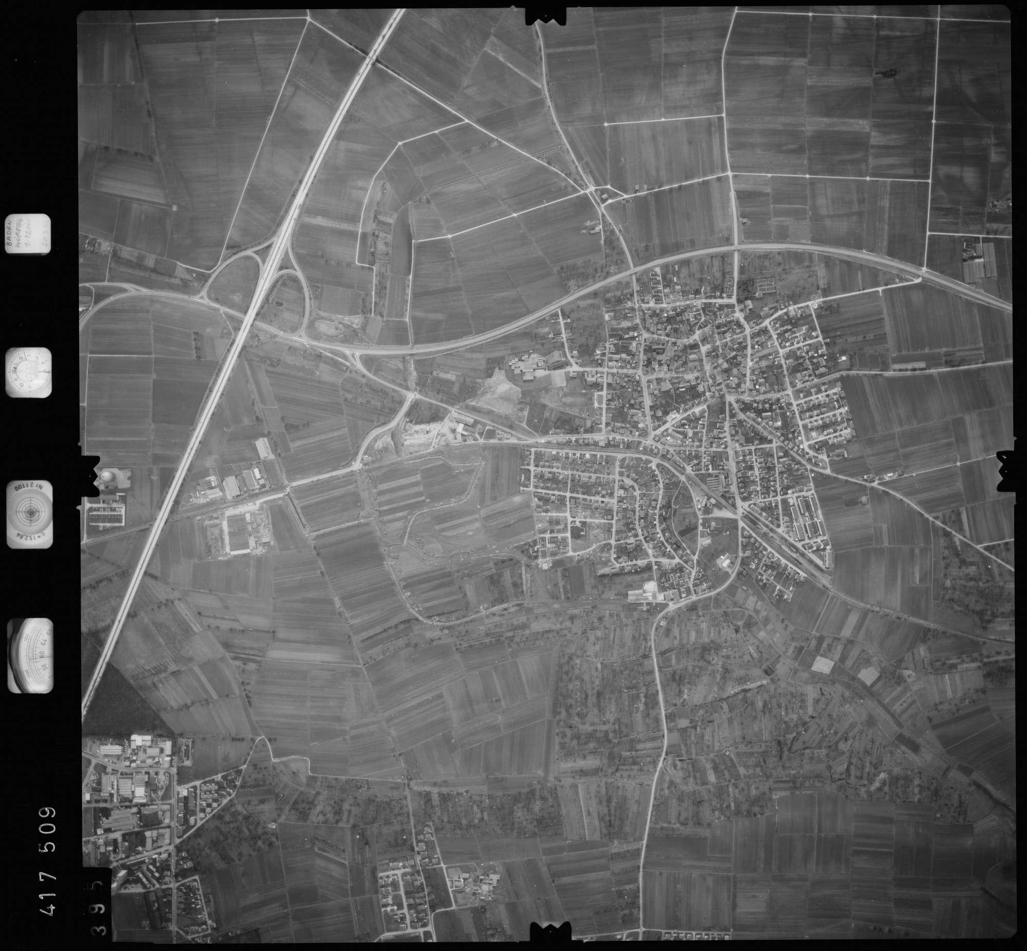 Luftbild: Film 2 Bildnr. 395, Bild 1