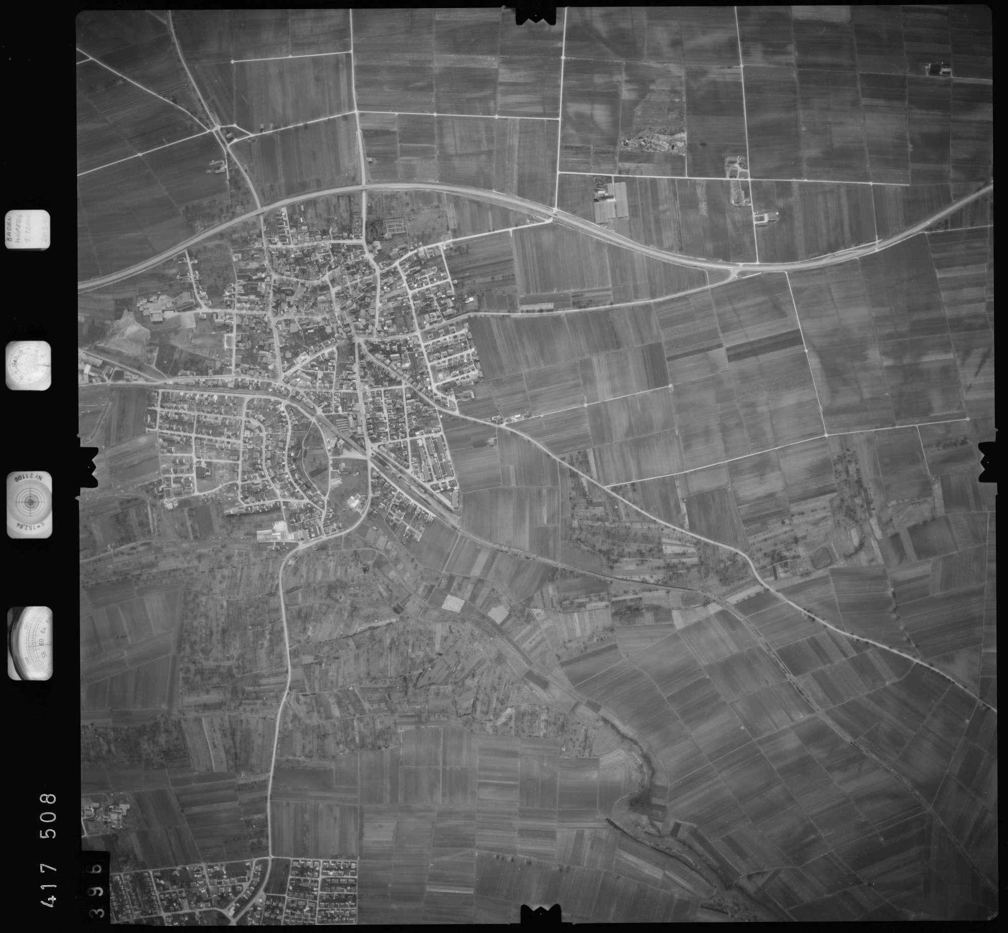 Luftbild: Film 2 Bildnr. 396, Bild 1