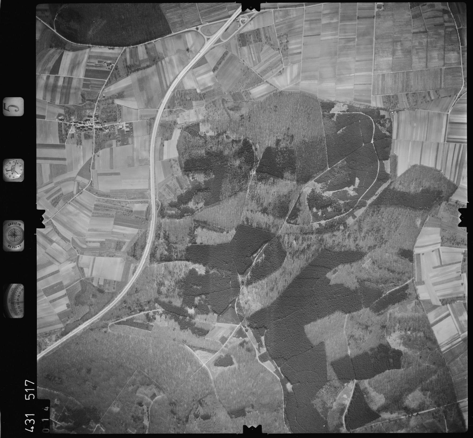 Luftbild: Film 5 Bildnr. 14, Bild 1