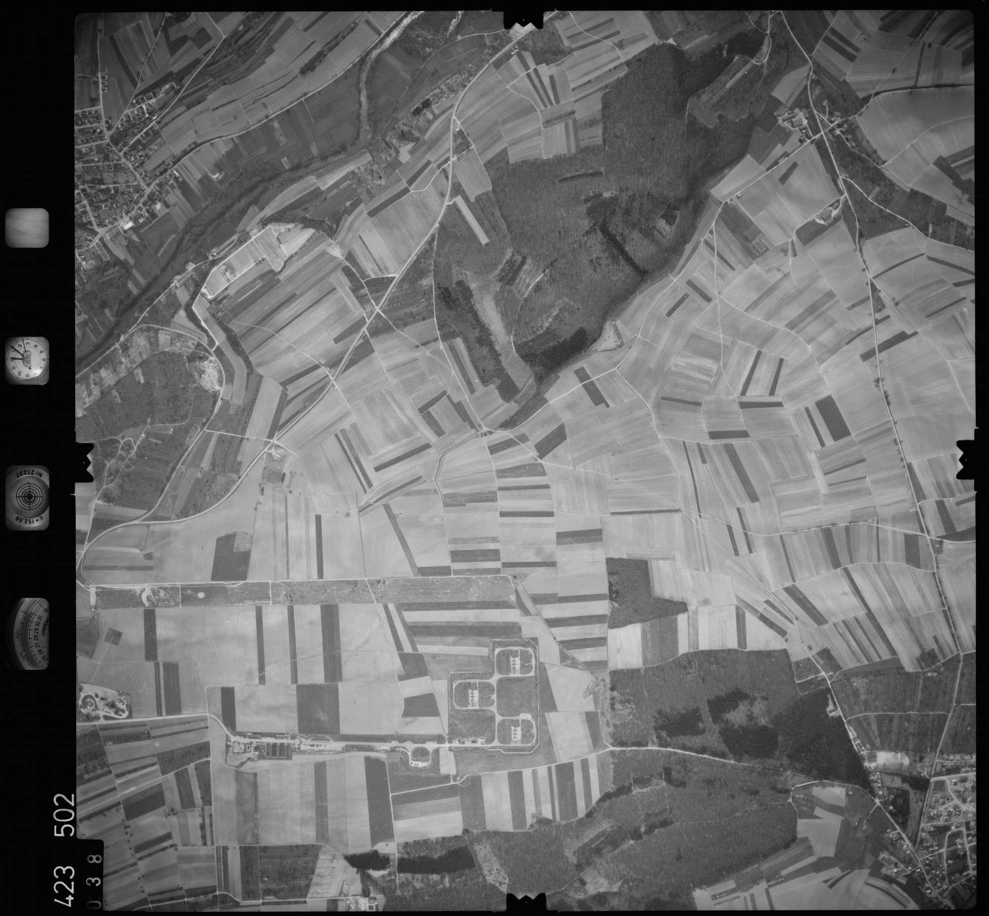 Luftbild: Film 1 Bildnr. 38, Bild 1