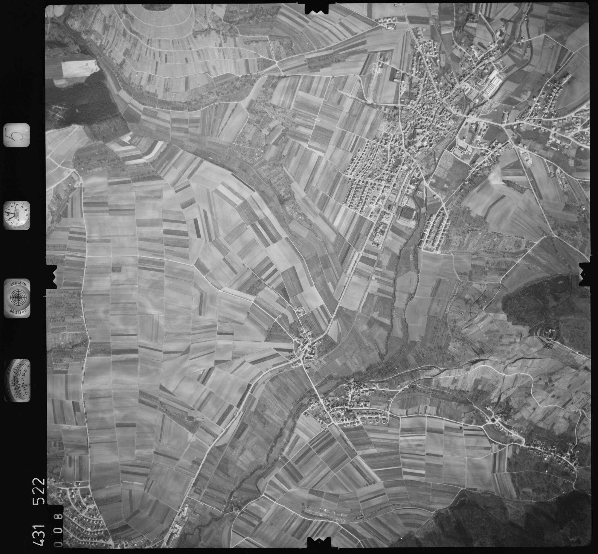 Luftbild: Film 5 Bildnr. 8, Bild 1