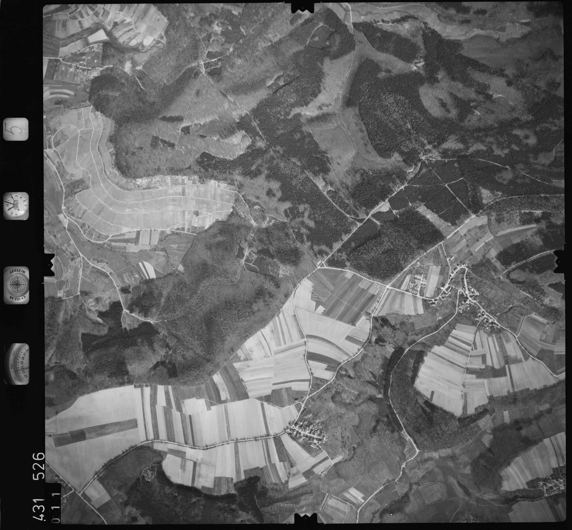 Luftbild: Film 5 Bildnr. 11, Bild 1