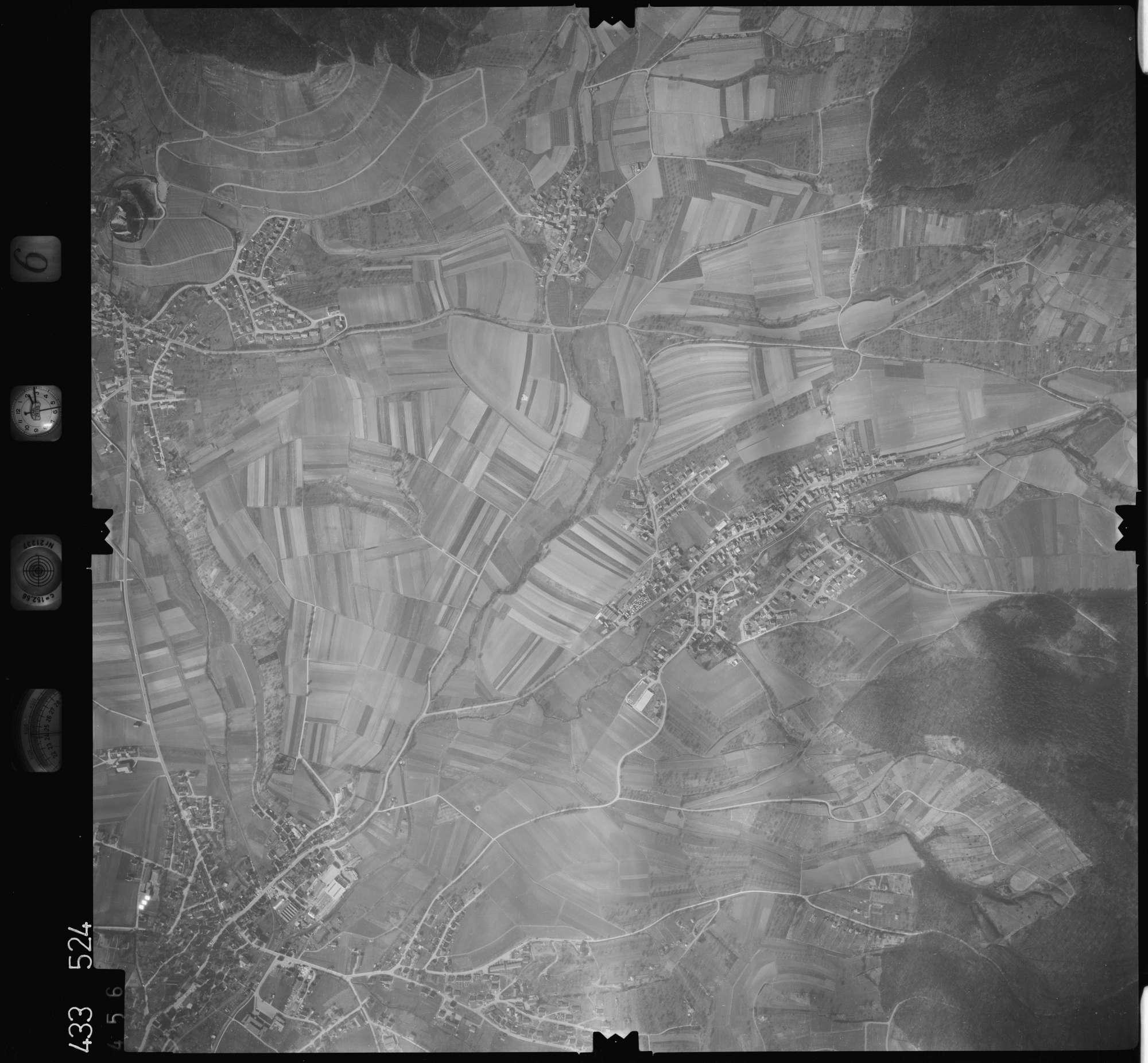 Luftbild: Film 6 Bildnr. 456, Bild 1