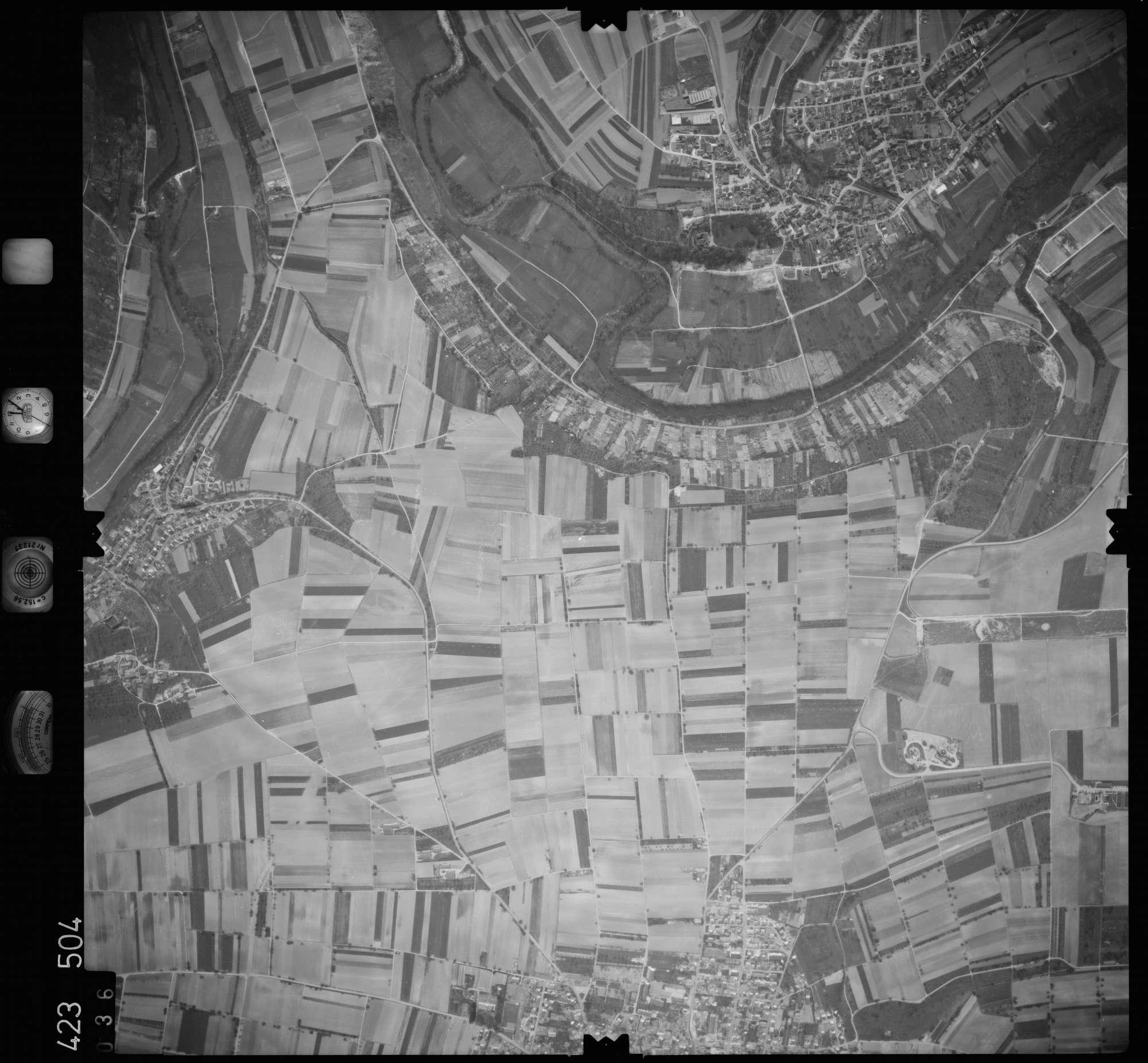 Luftbild: Film 1 Bildnr. 36, Bild 1