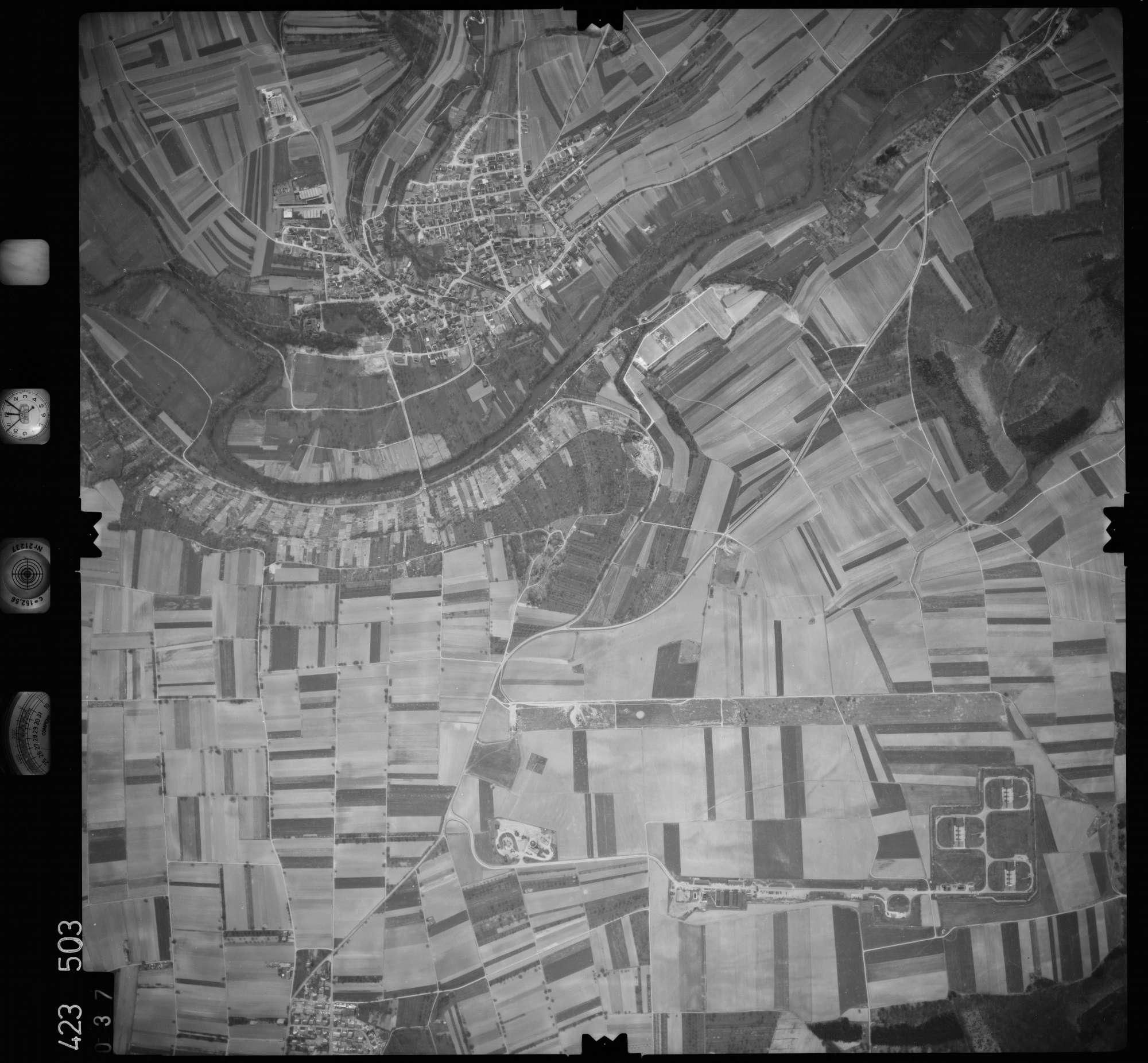 Luftbild: Film 1 Bildnr. 37, Bild 1