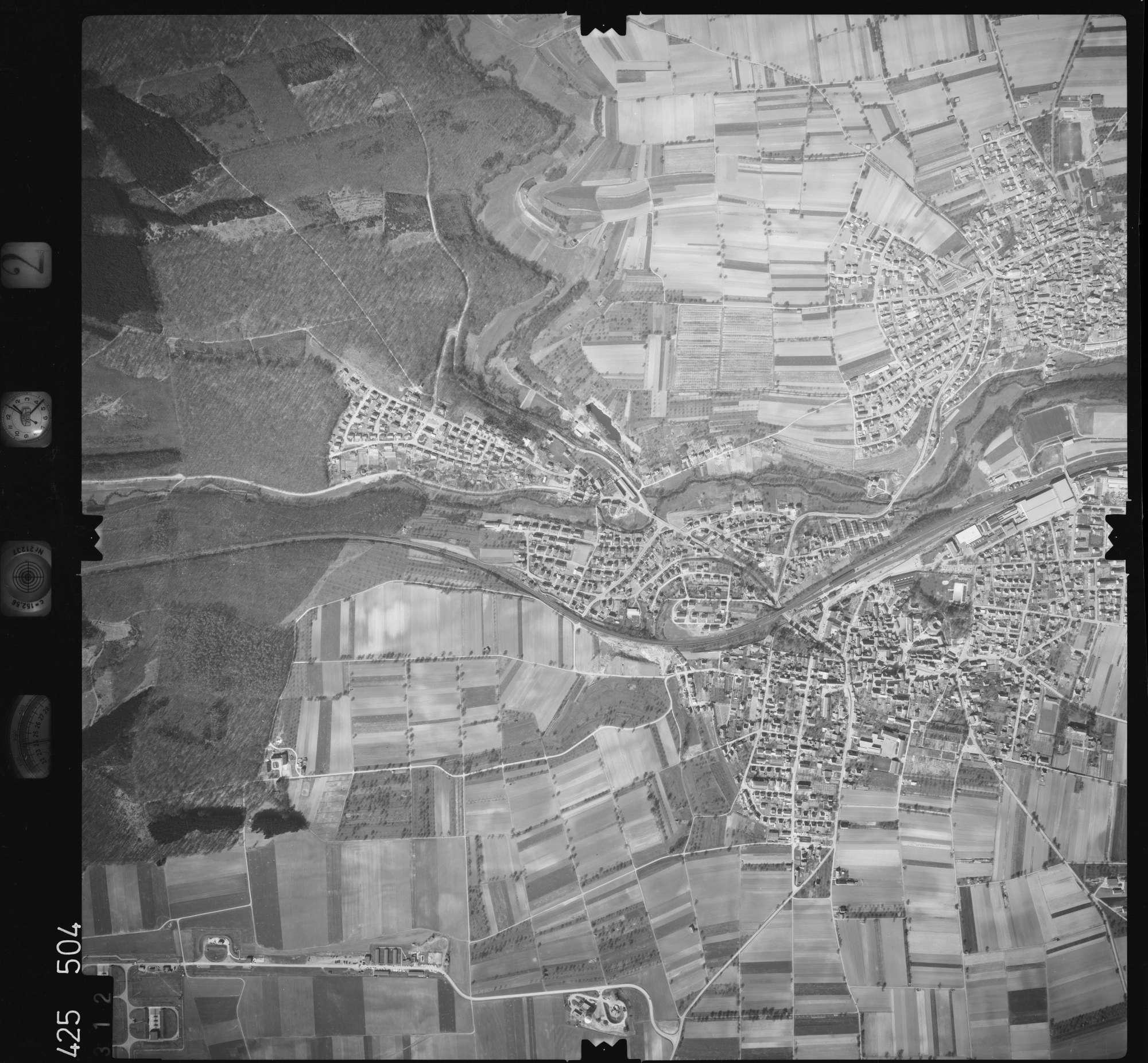 Luftbild: Film 2 Bildnr. 312, Bild 1