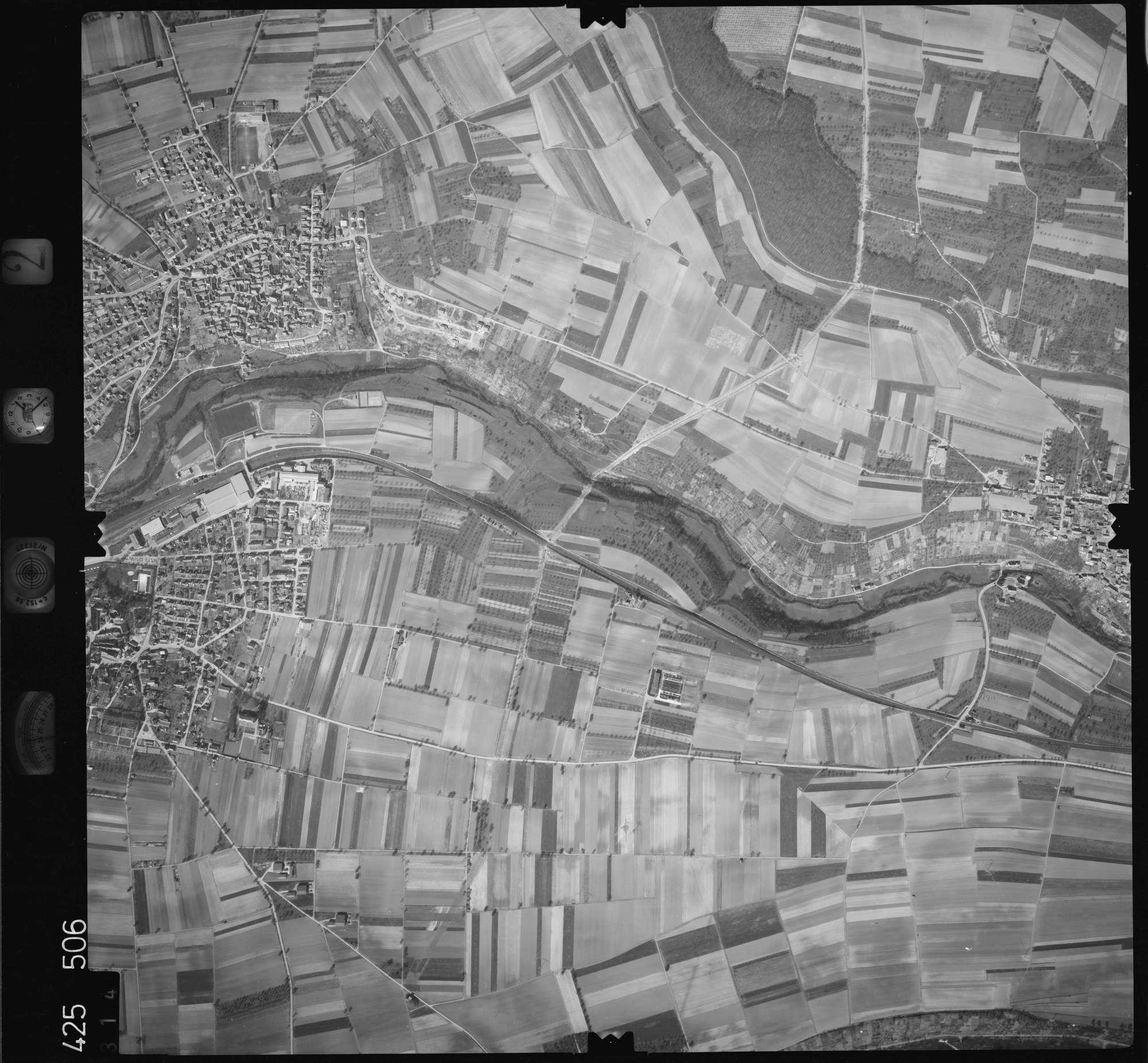 Luftbild: Film 2 Bildnr. 314, Bild 1