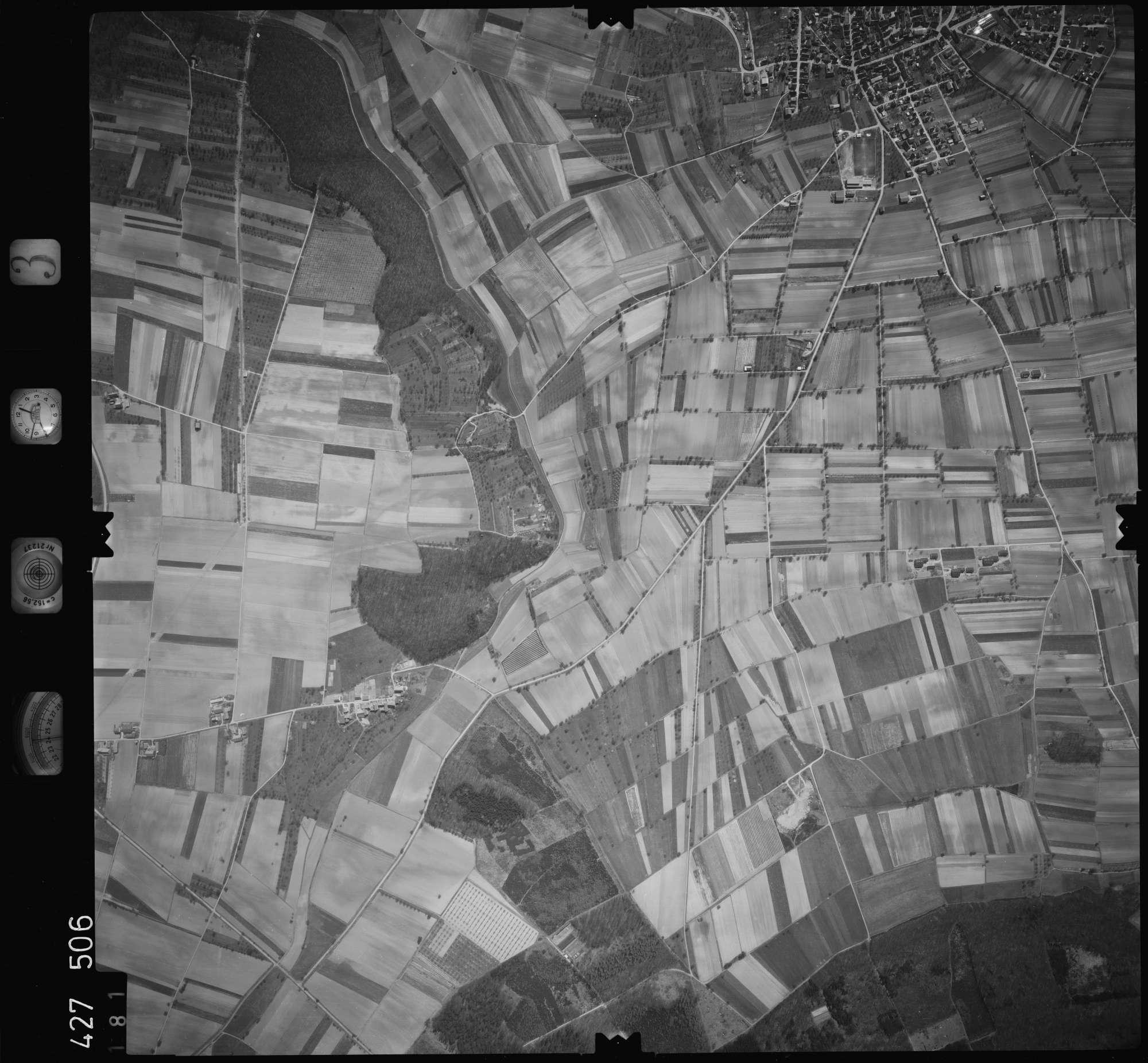 Luftbild: Film 3 Bildnr. 181, Bild 1