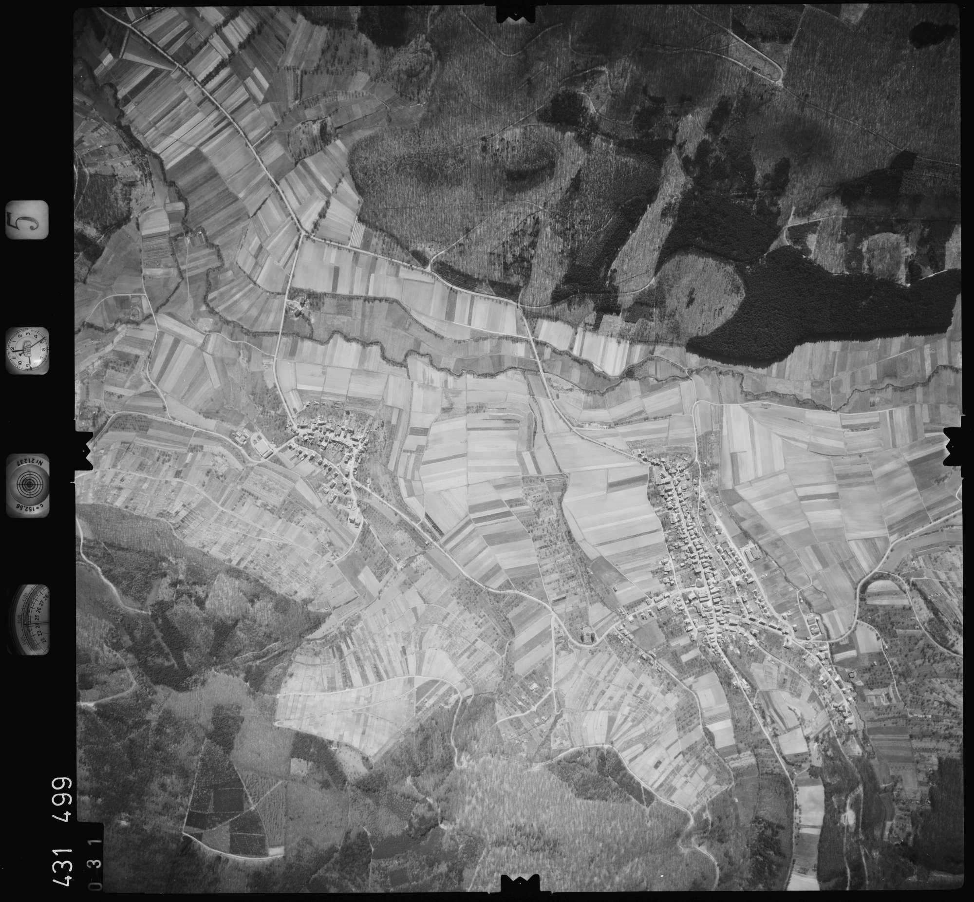 Luftbild: Film 5 Bildnr. 31, Bild 1