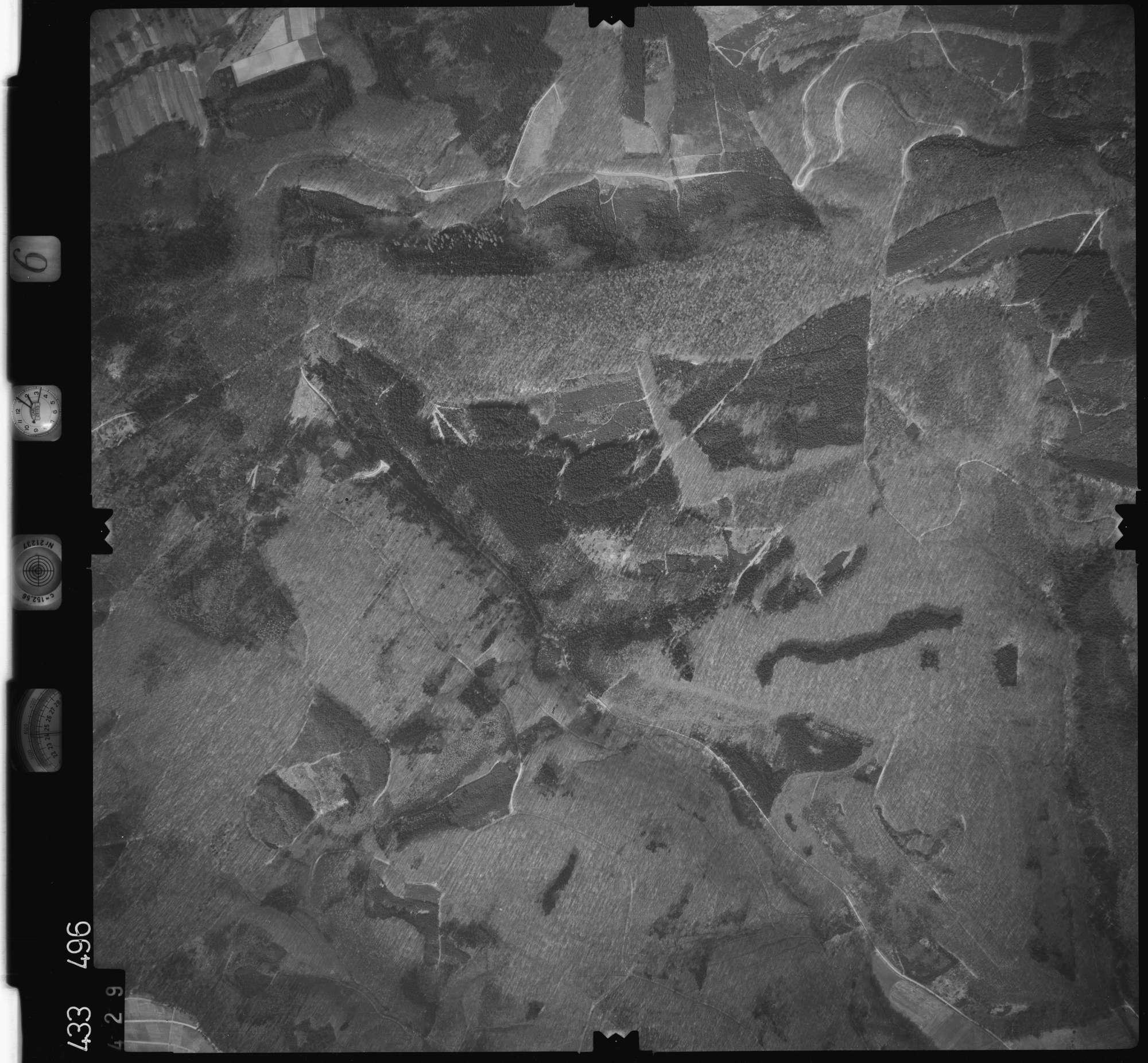 Luftbild: Film 6 Bildnr. 429, Bild 1