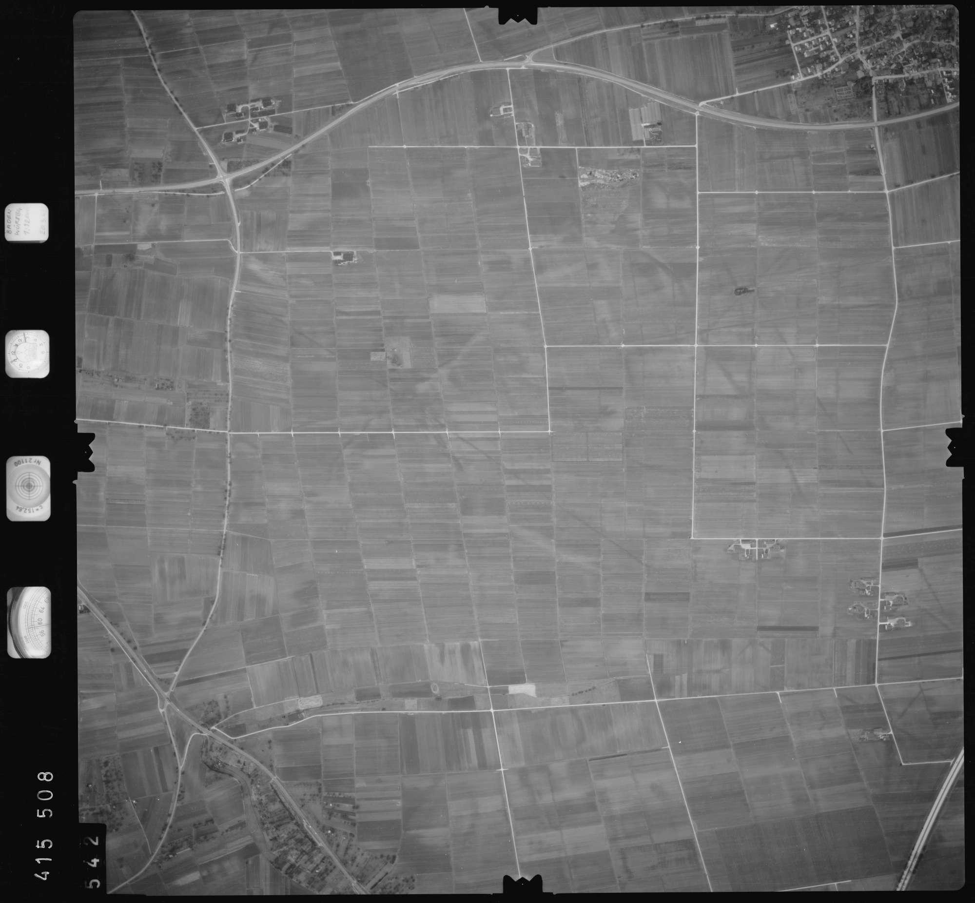 Luftbild: Film 2 Bildnr. 542, Bild 1